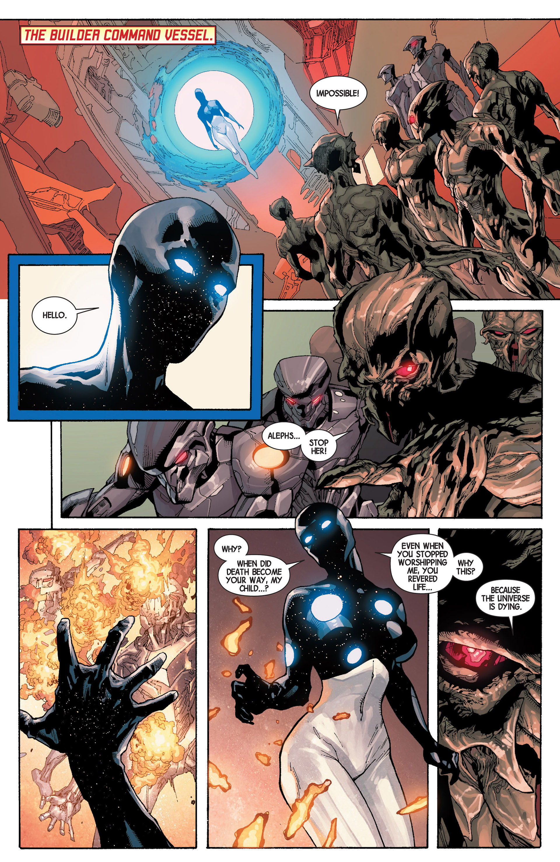 Read online Avengers (2013) comic -  Issue #21 - 24