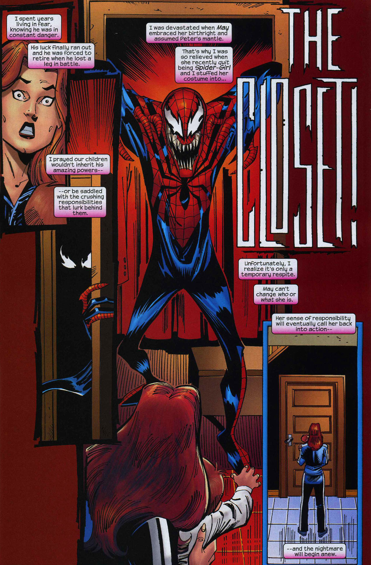 Amazing Spider-Girl 8 Page 3