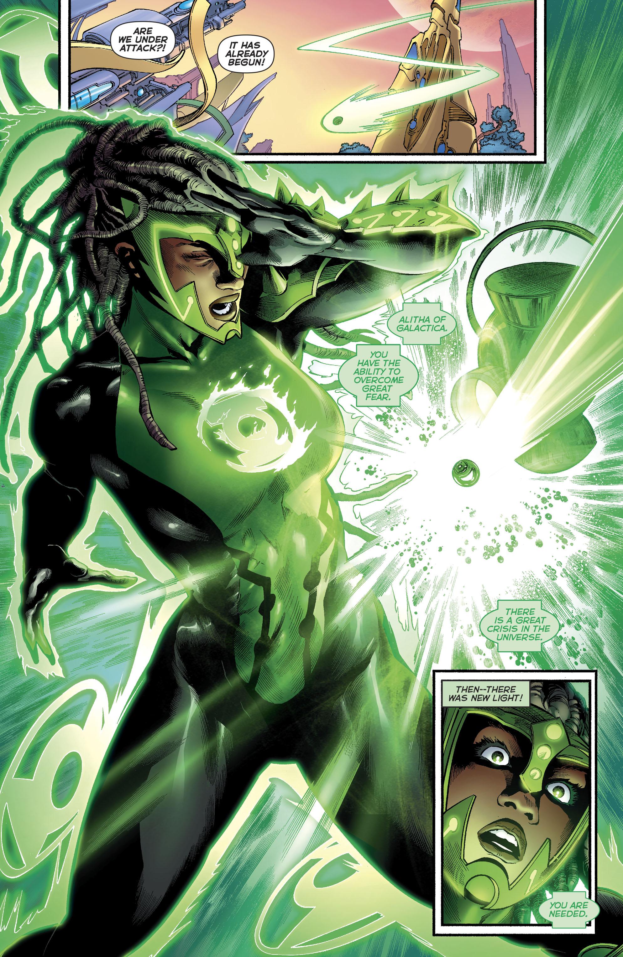 Read online Green Lanterns comic -  Issue #23 - 14