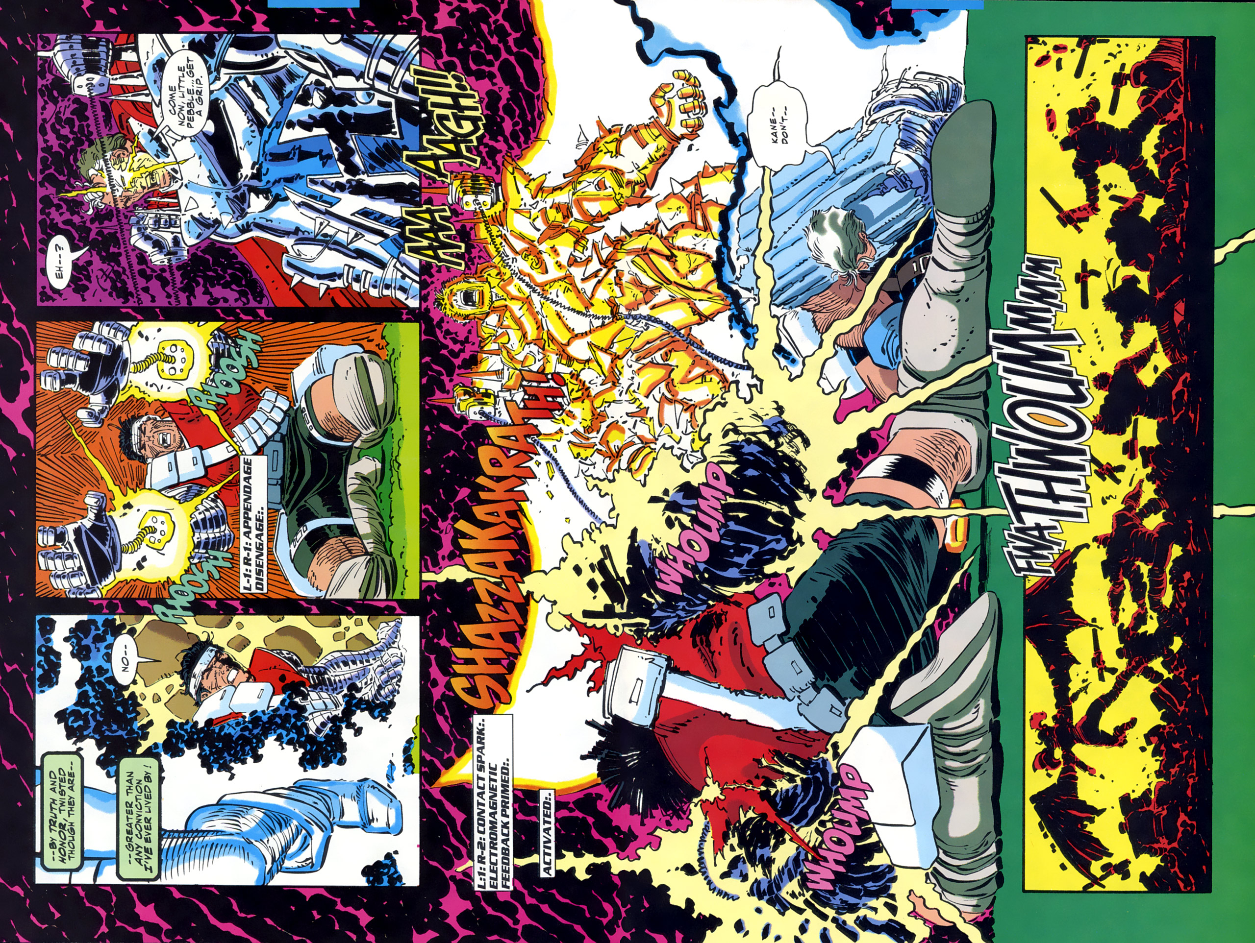 Read online Cable - Blood and Metal comic -  Issue #2 - 41