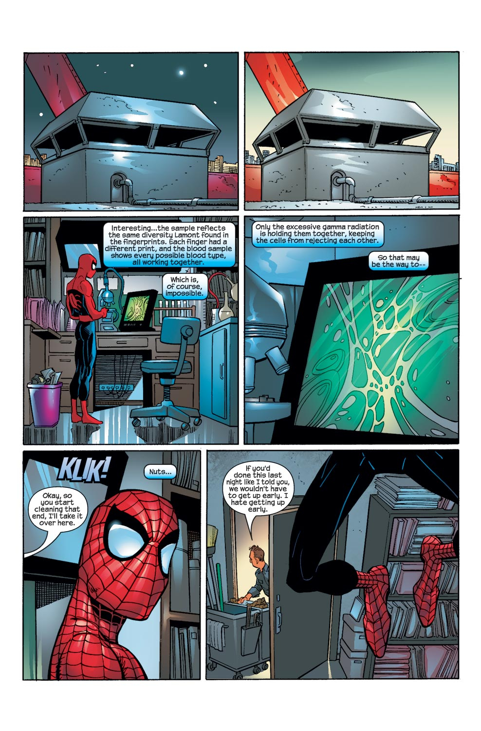 The Amazing Spider-Man (1999) 54 Page 2