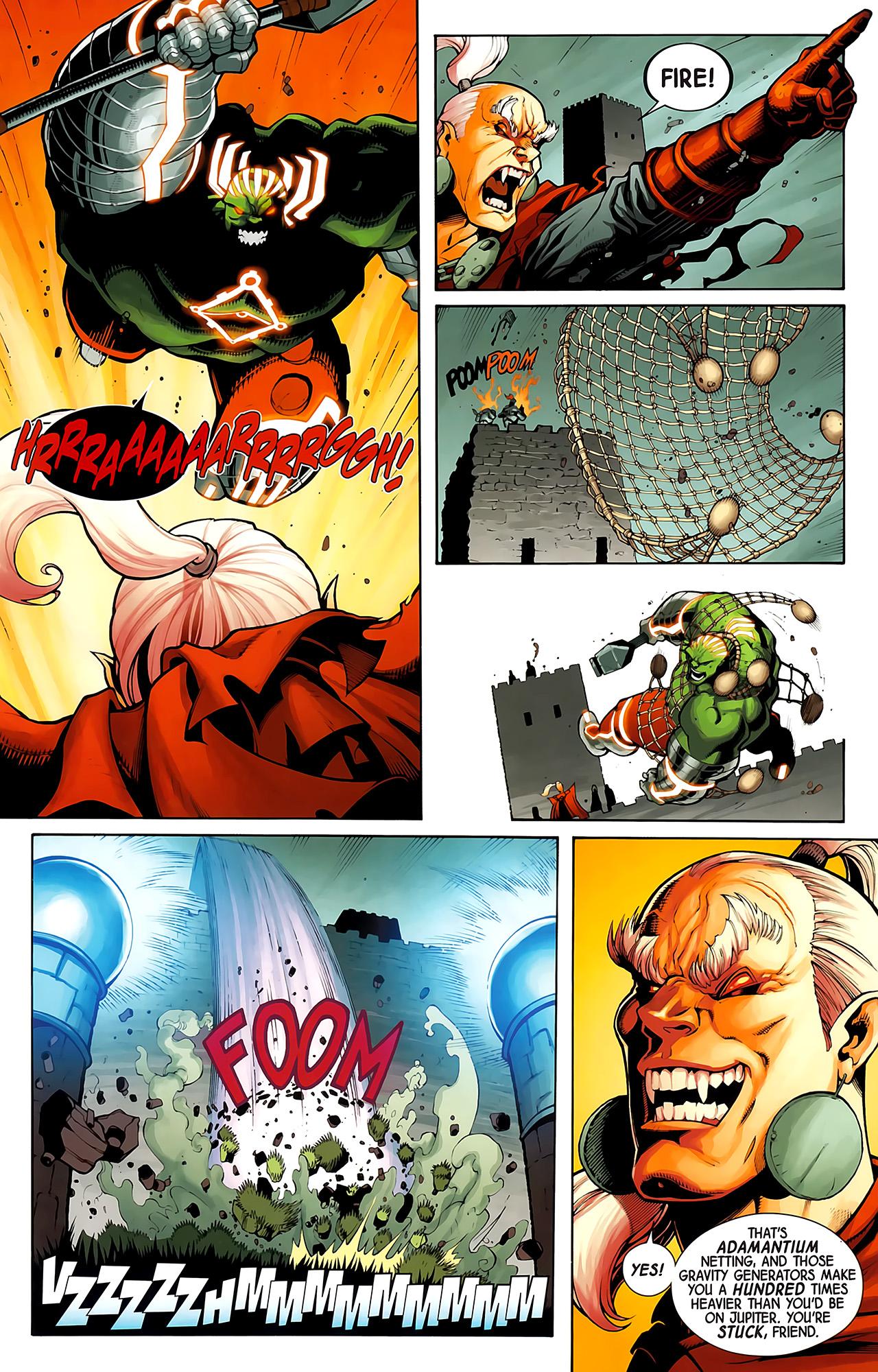 Fear Itself Hulk vs Dracula Issue 3 | Viewcomic reading comics online for free 2019