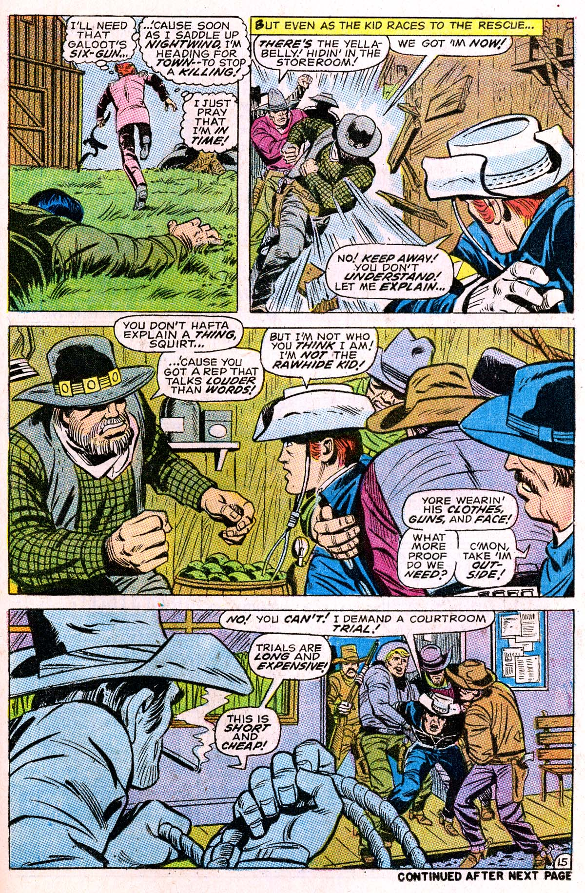 The Rawhide Kid (1955) 70 Page 20