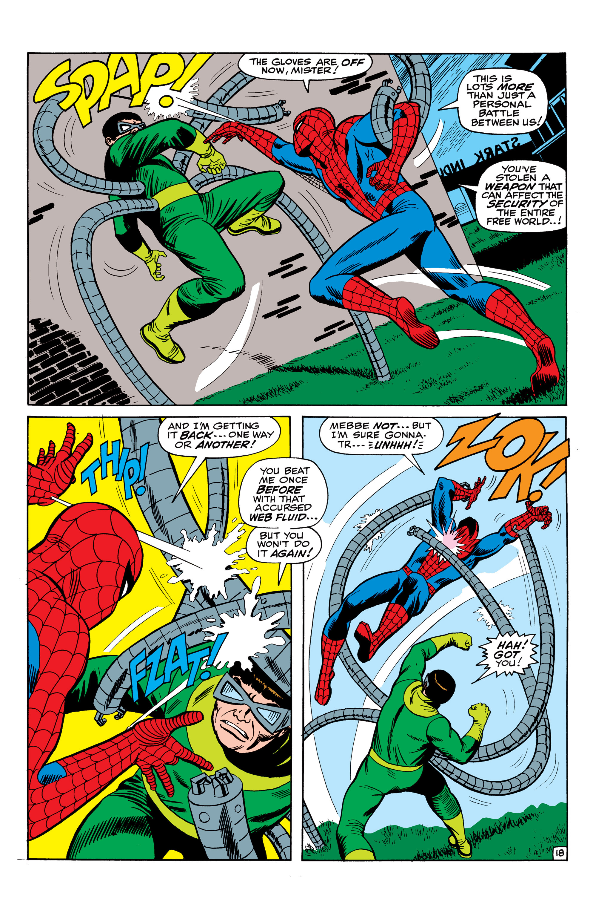The Amazing Spider-Man (1963) 55 Page 18