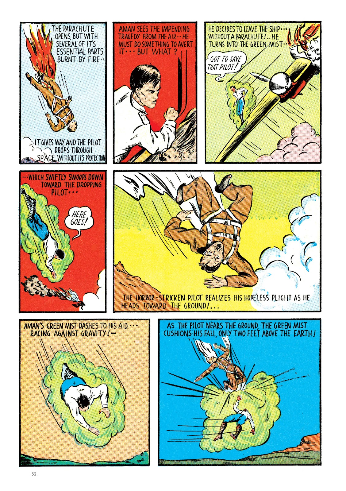 Read online The Bill Everett Archives comic -  Issue # TPB 2 (Part 1) - 53