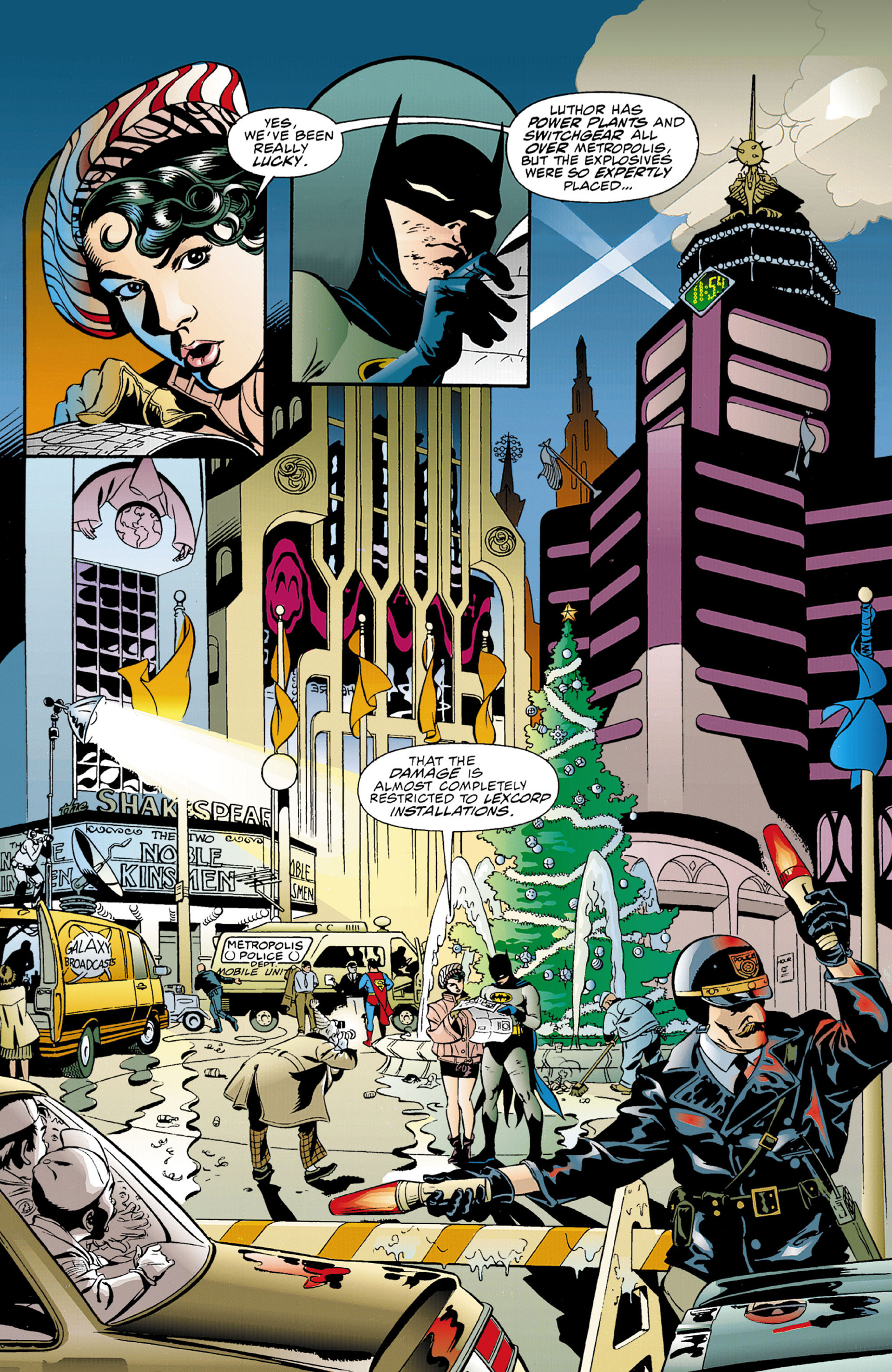 Read online World's Finest (1990) comic -  Issue #3 - 23