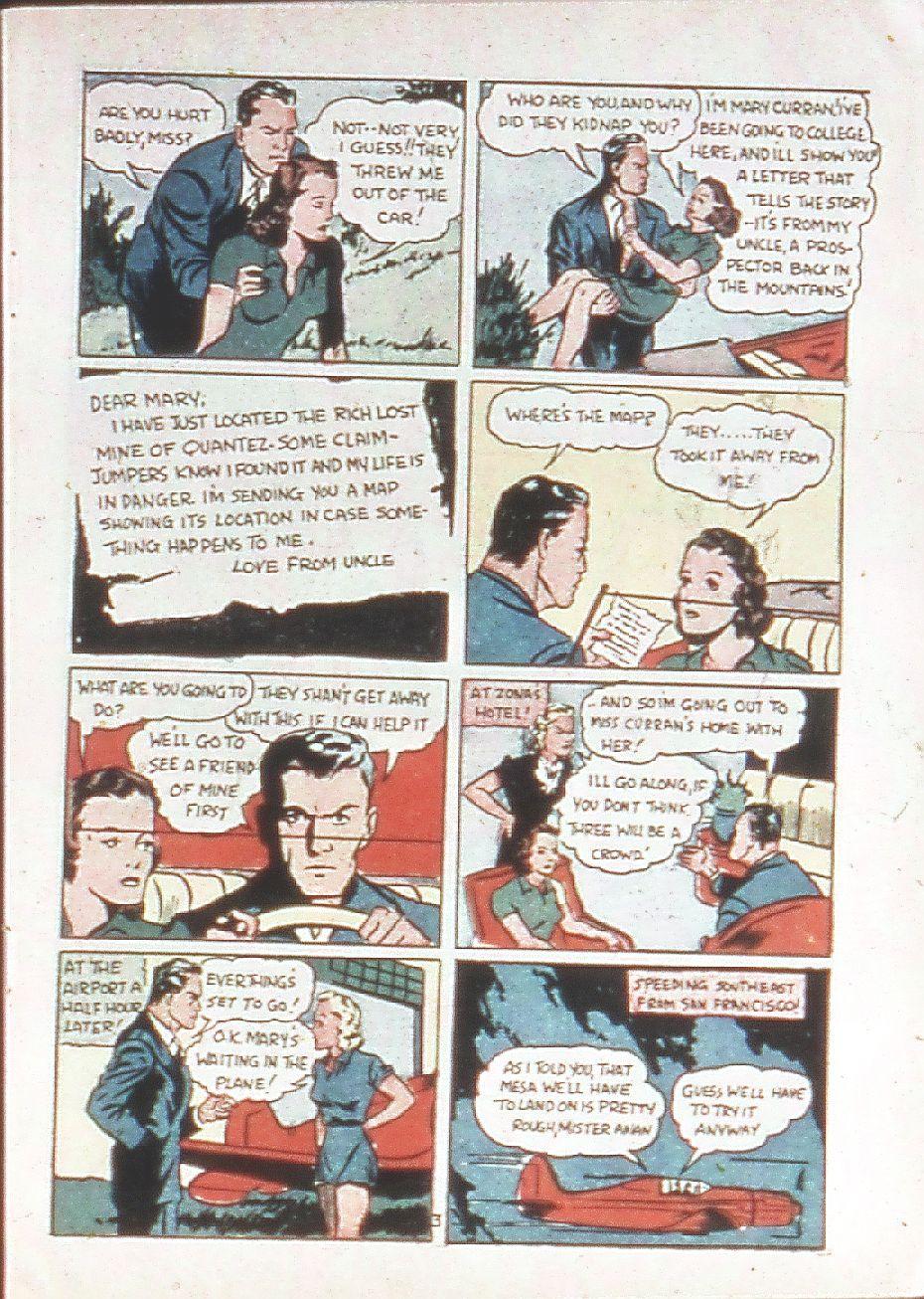 Read online Amazing Man Comics comic -  Issue #18 - 5