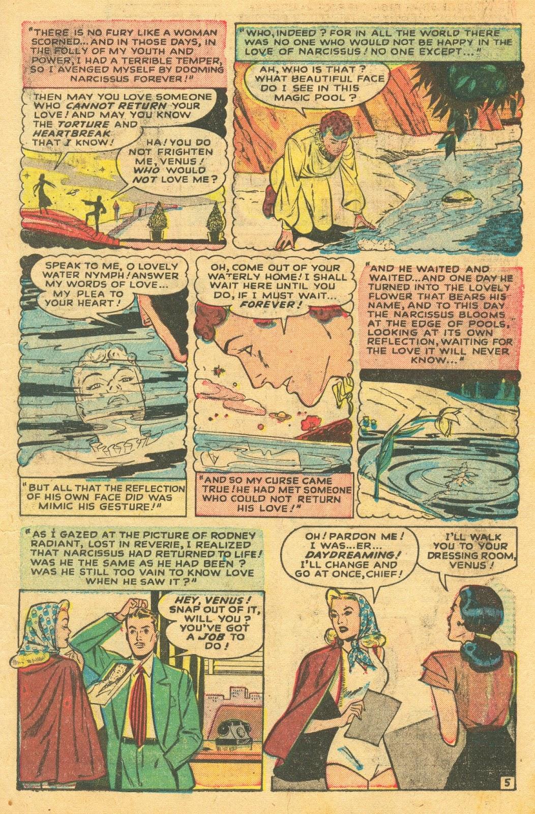 Venus (1948) issue 3 - Page 9