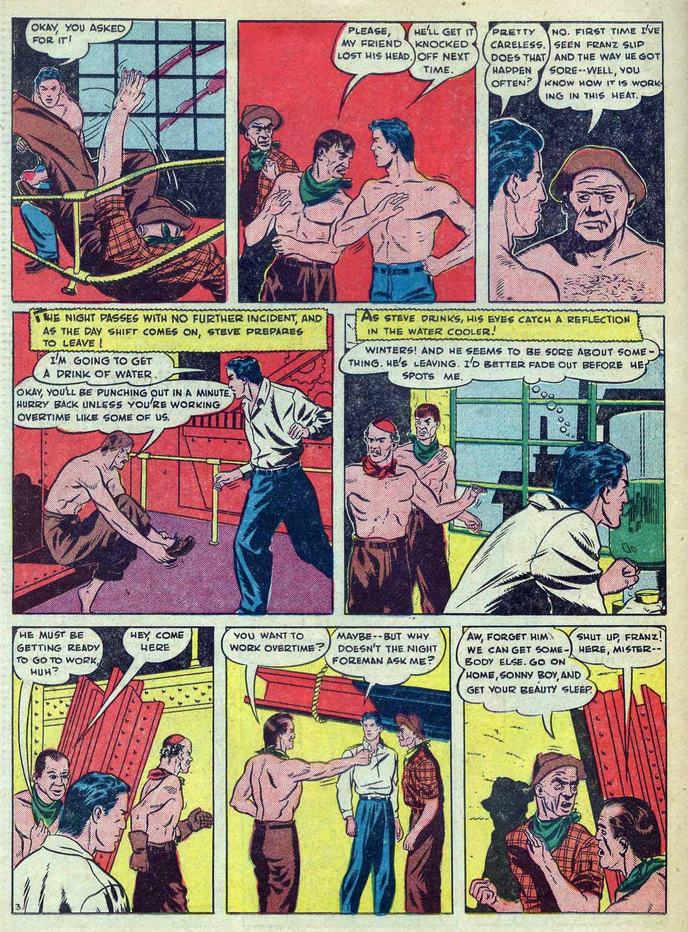 Read online Adventure Comics (1938) comic -  Issue #70 - 50
