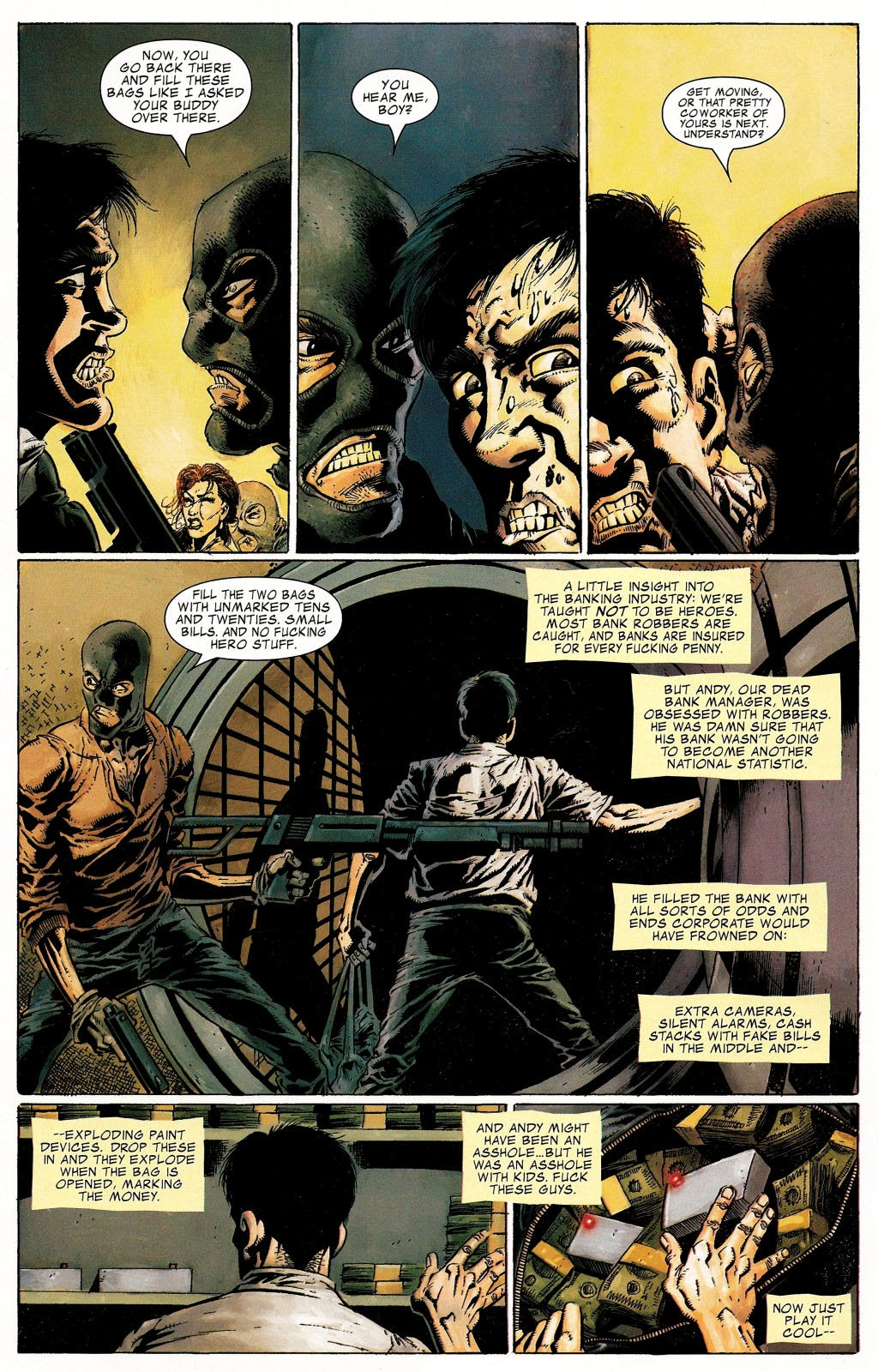 Read online Zombie (2006) comic -  Issue #1 - 3