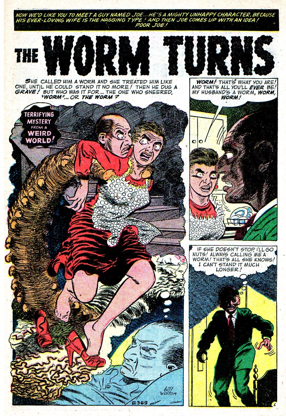 Read online Adventures into Weird Worlds comic -  Issue #30 - 7