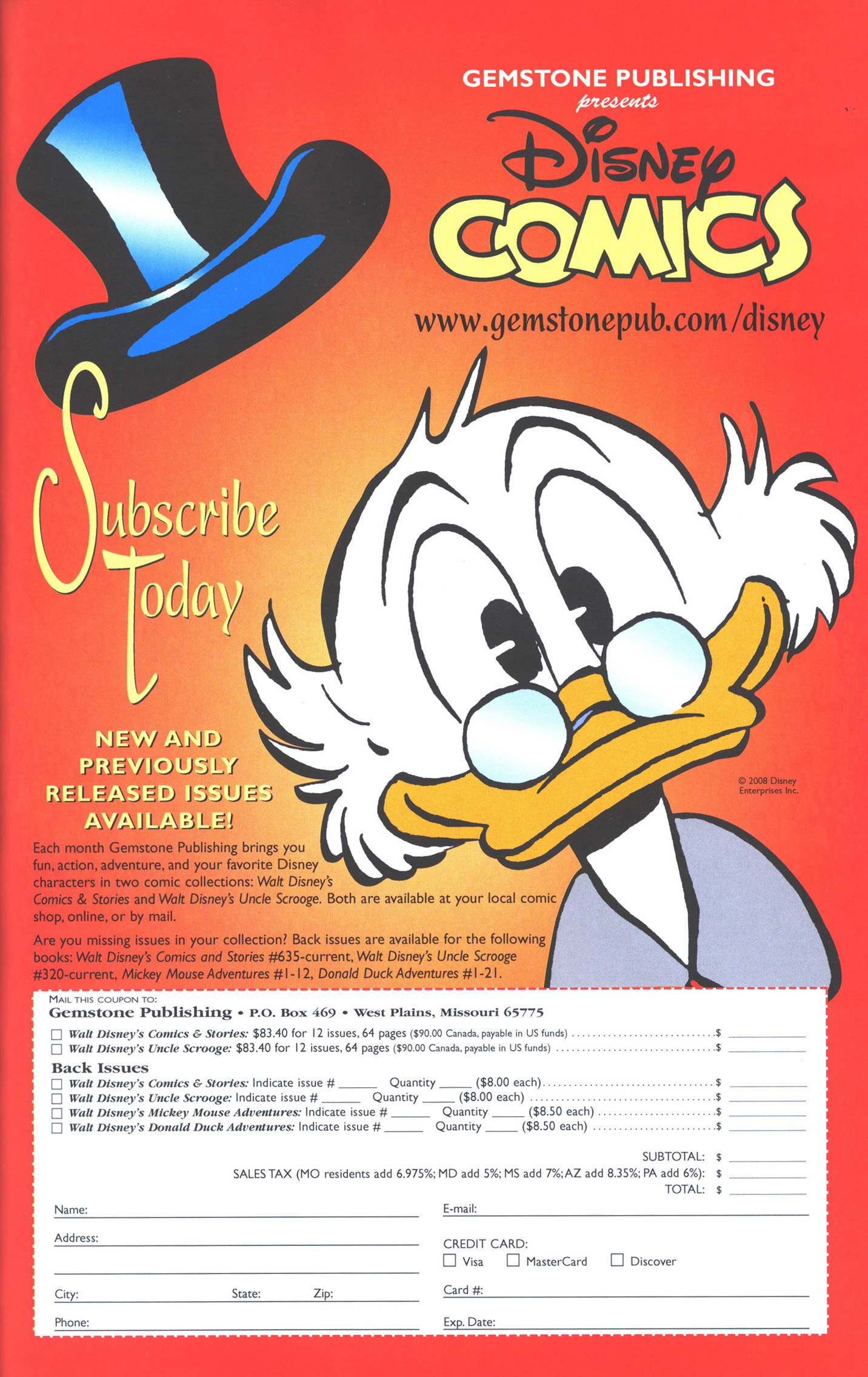 Read online Uncle Scrooge (1953) comic -  Issue #373 - 23