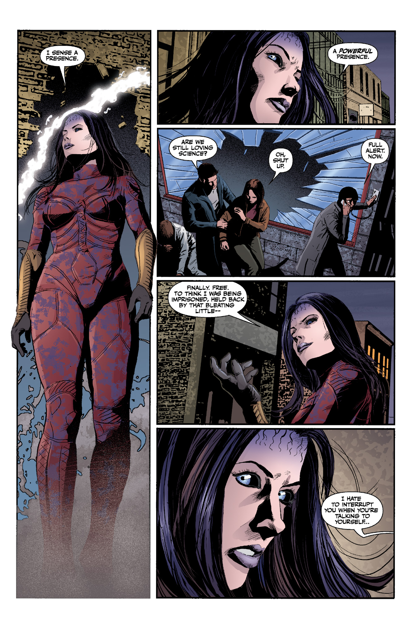 Read online Angel & Faith Season 10 comic -  Issue #13 - 19
