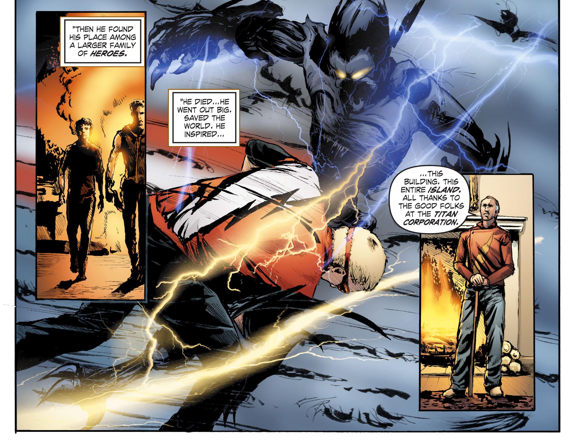 Read online Smallville: Titans comic -  Issue #2 - 4