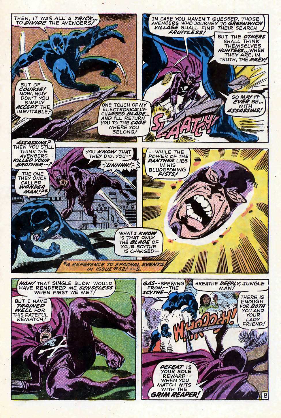 The Avengers (1963) 79 Page 8