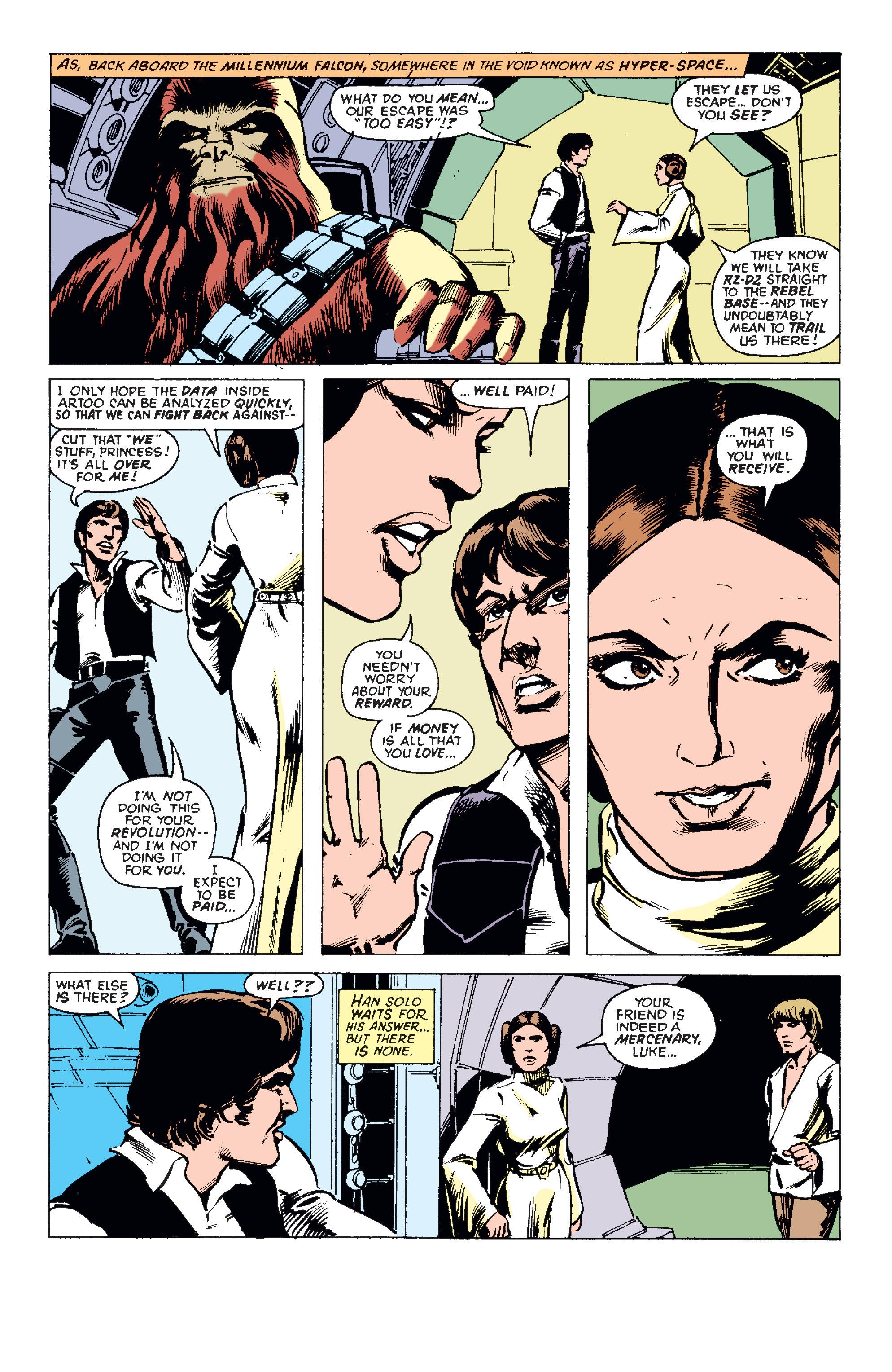 Read online Star Wars Omnibus comic -  Issue # Vol. 13 - 89