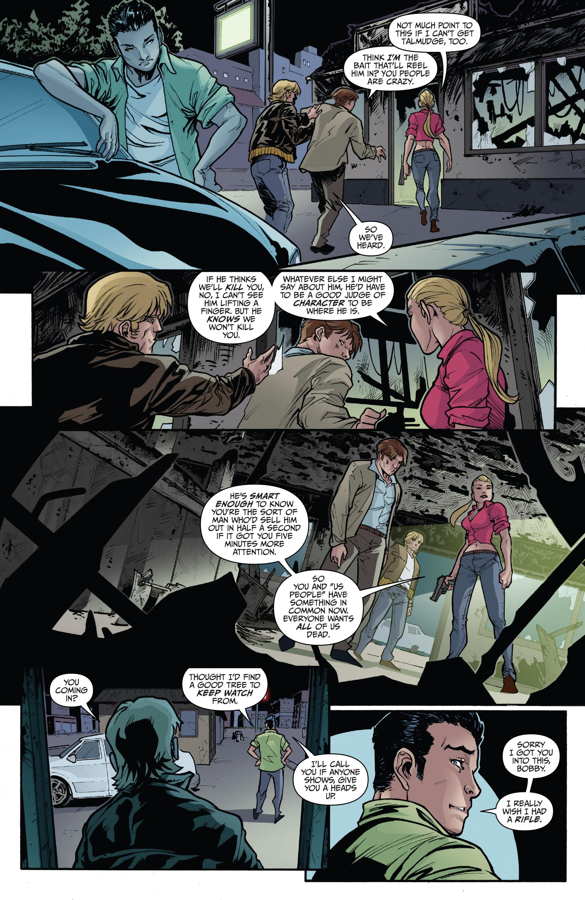 Read online 3 Guns comic -  Issue #6 - 15