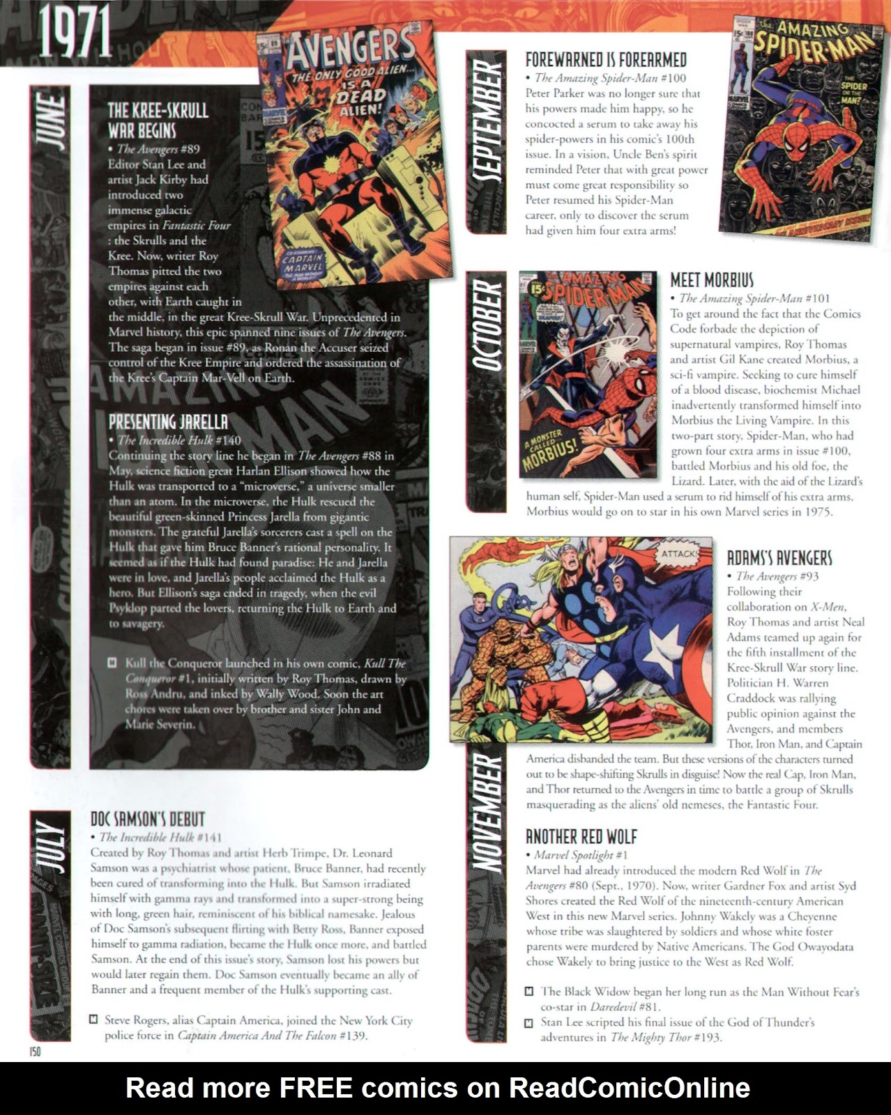 Read online Marvel Chronicle comic -  Issue # TPB (Part 2) - 44