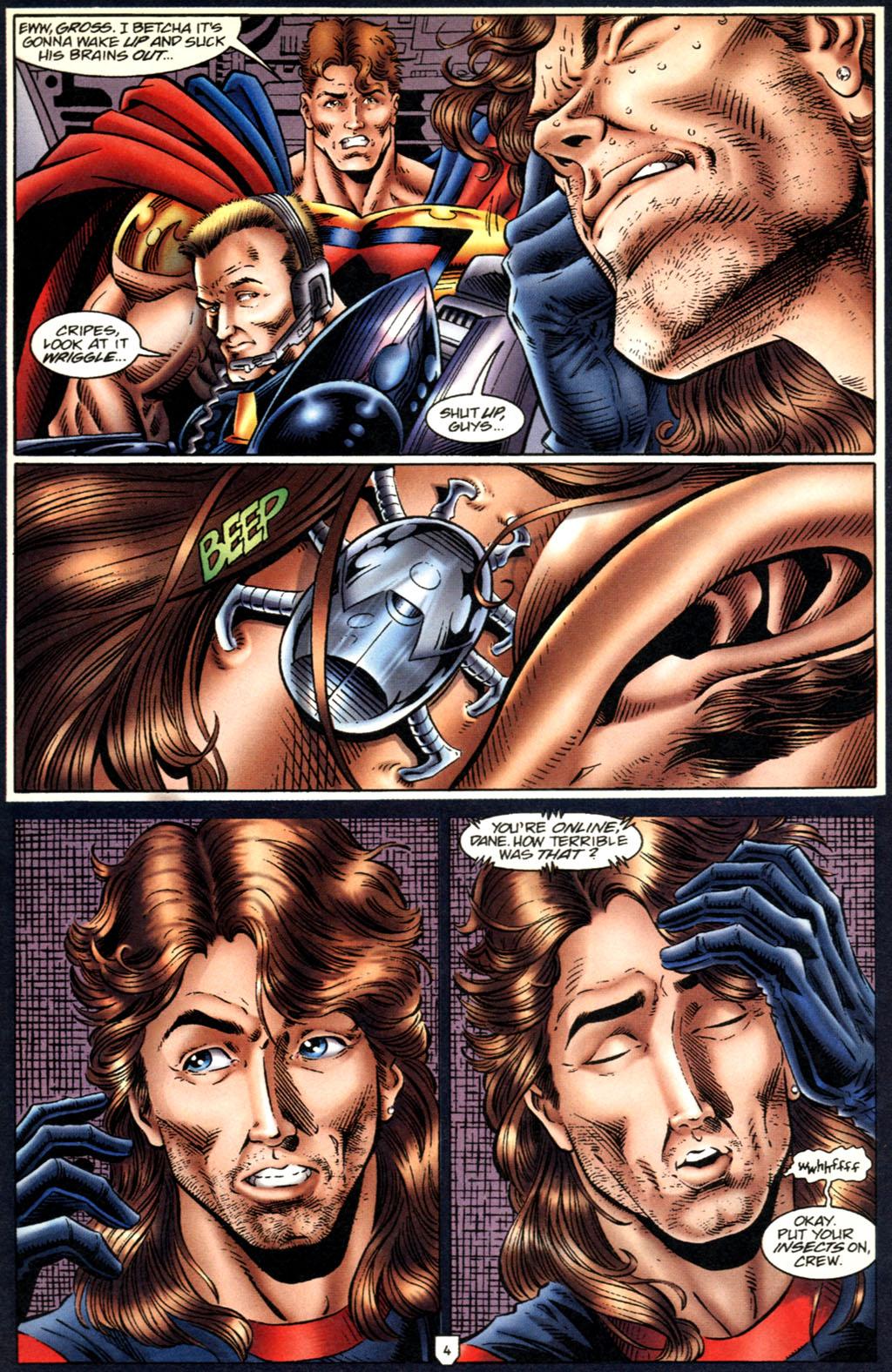 Read online UltraForce (1995) comic -  Issue #2 - 5