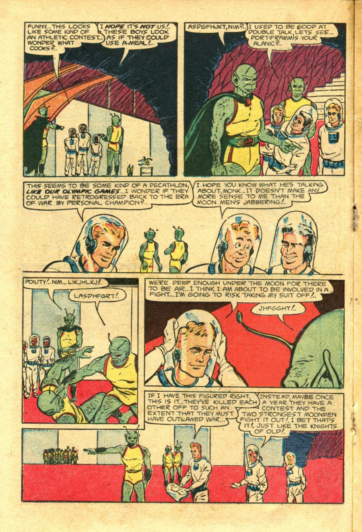 Read online Shadow Comics comic -  Issue #98 - 24