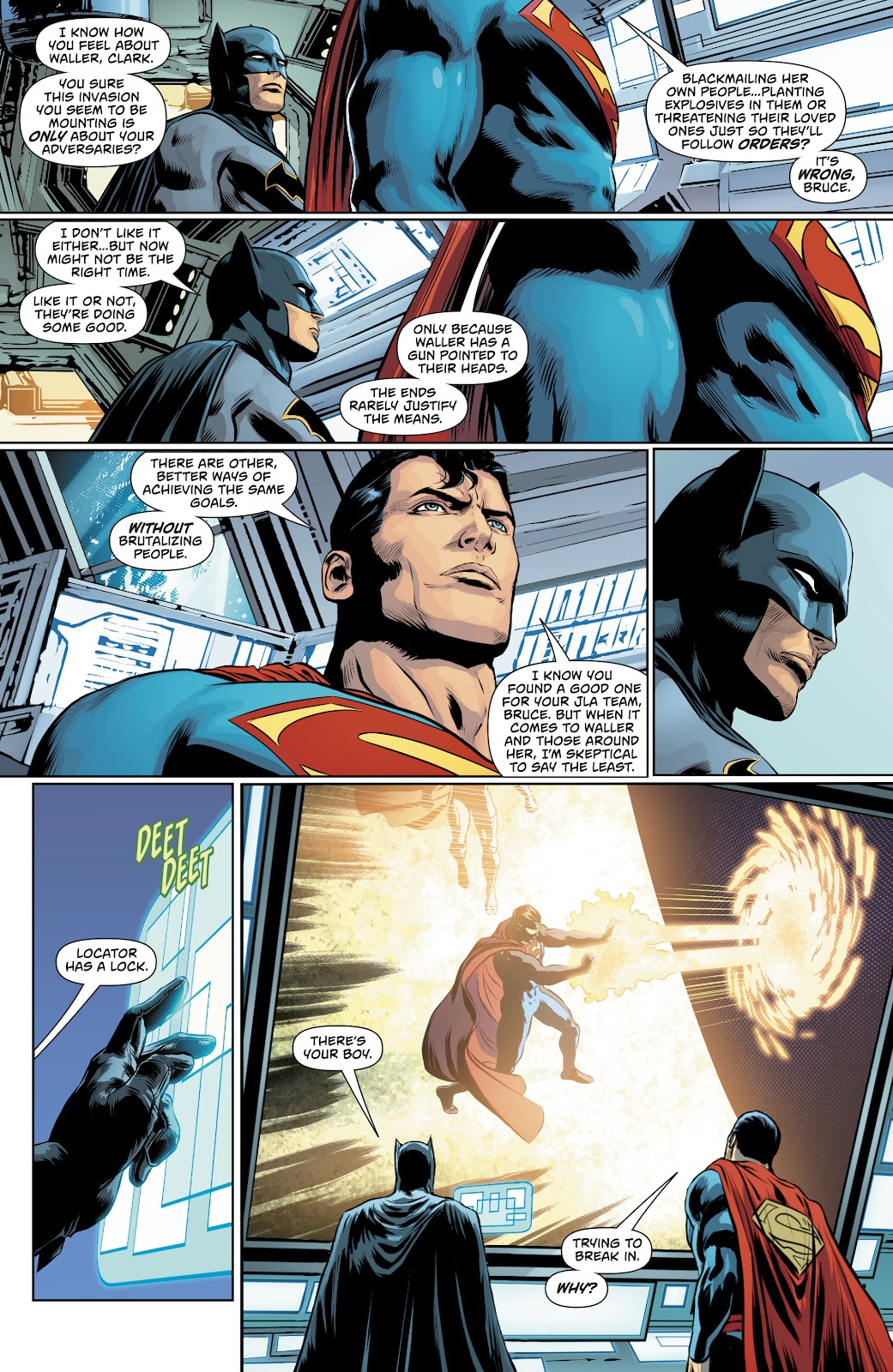 Read online Action Comics (2016) comic -  Issue #980 - 12