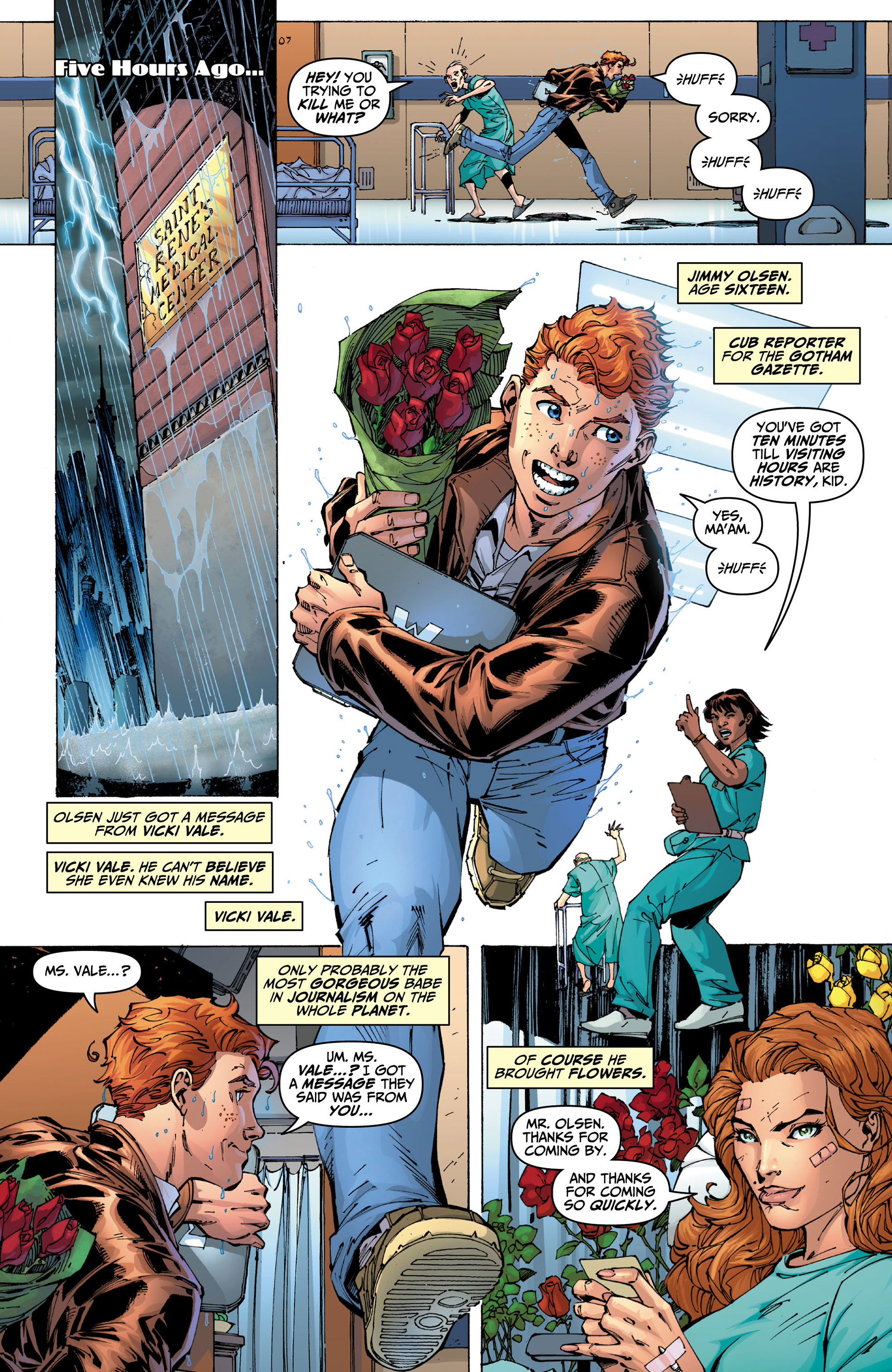 Read online All Star Batman & Robin, The Boy Wonder comic -  Issue #6 - 11
