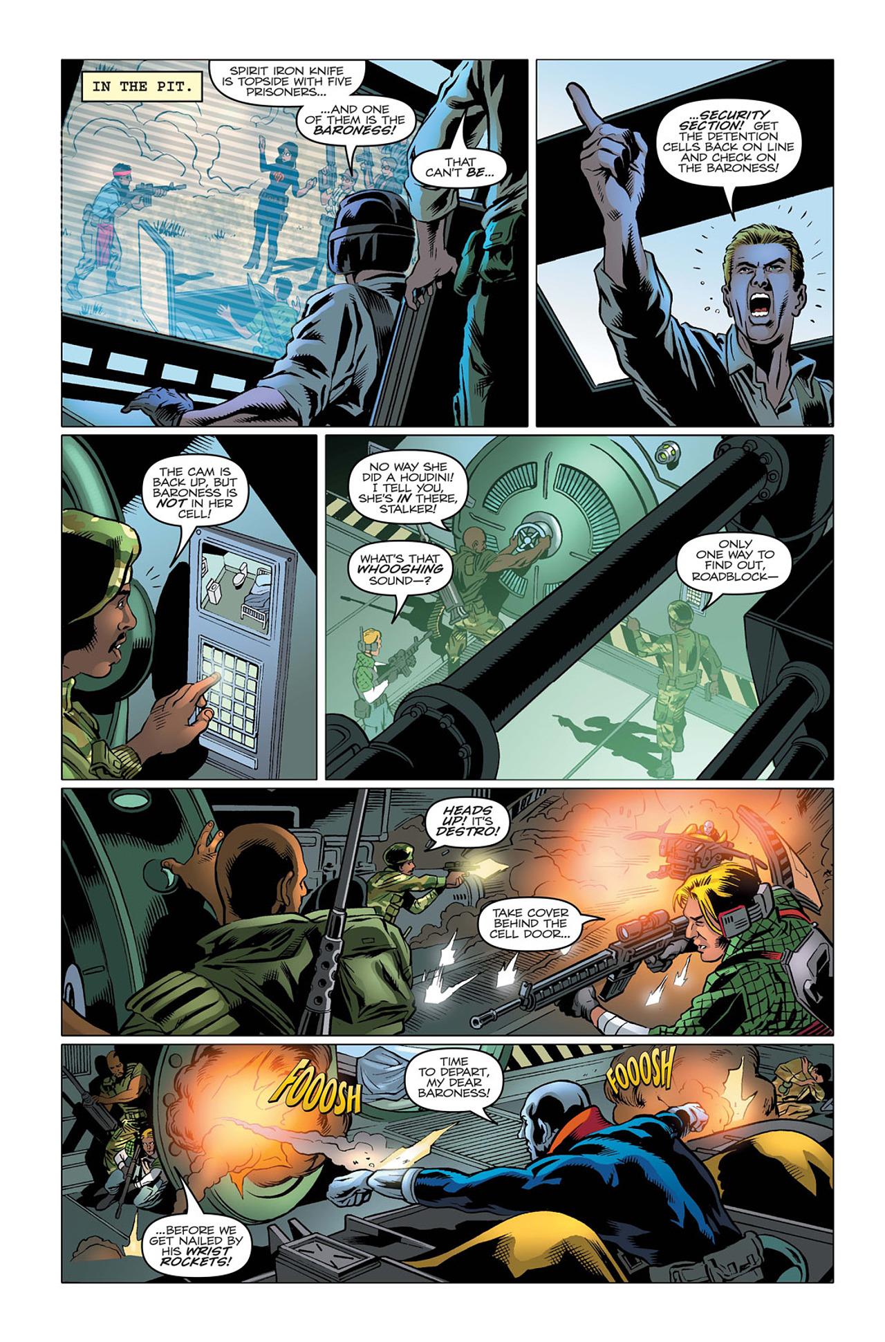 G.I. Joe: A Real American Hero 164 Page 20