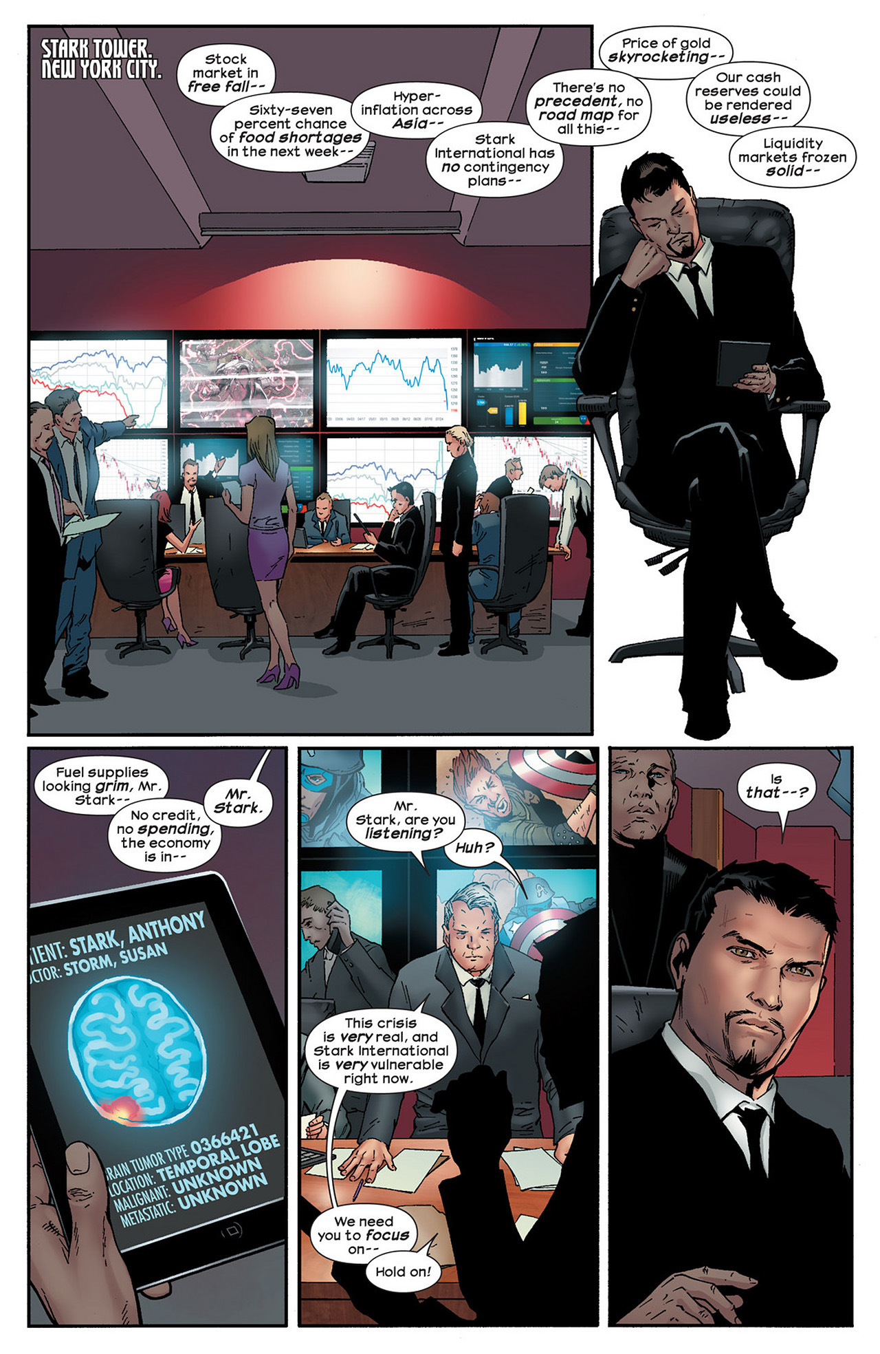 Read online Ultimate Comics Ultimates comic -  Issue #13 - 10