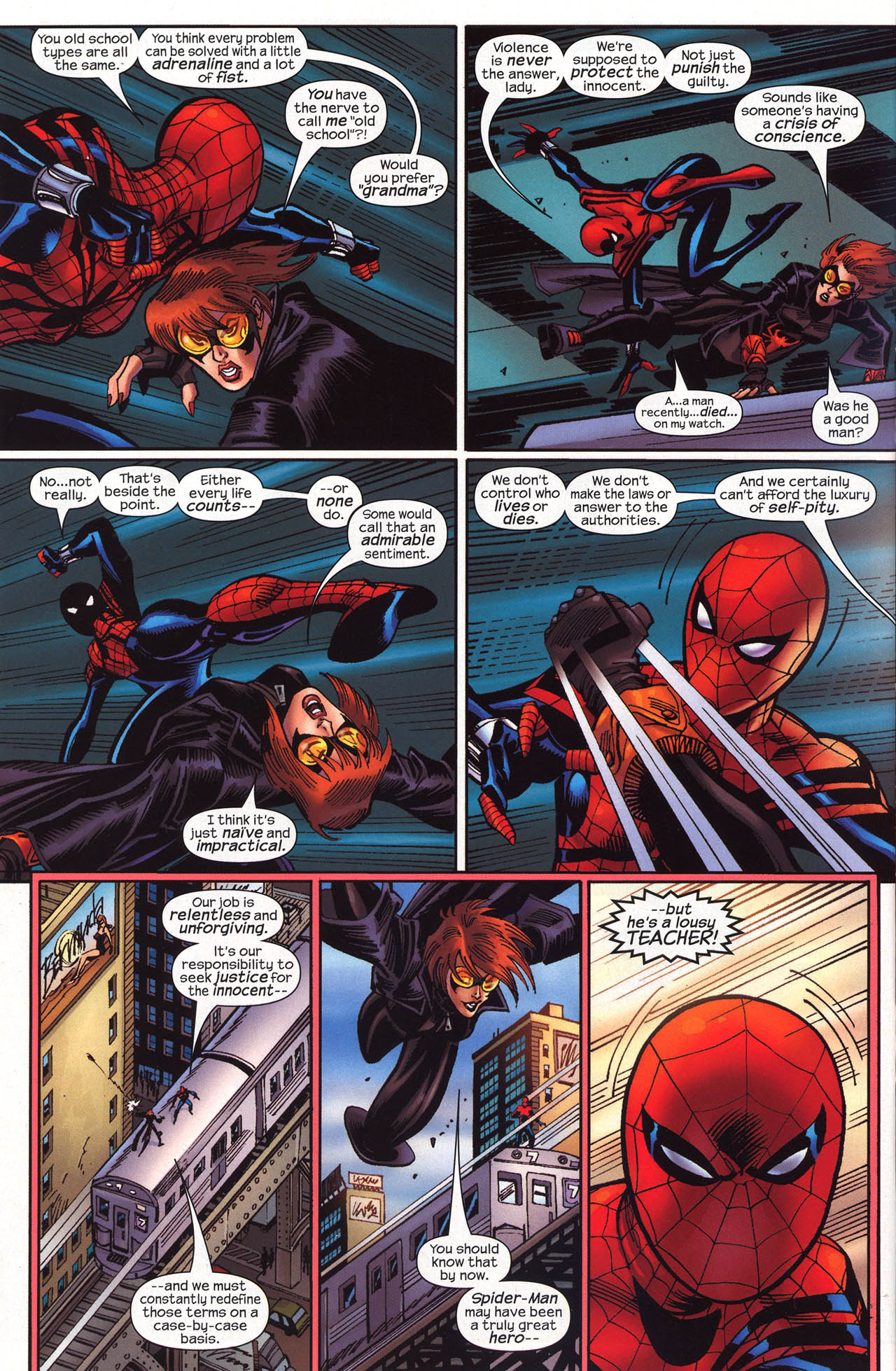 Read online Amazing Spider-Girl comic -  Issue #19 - 27