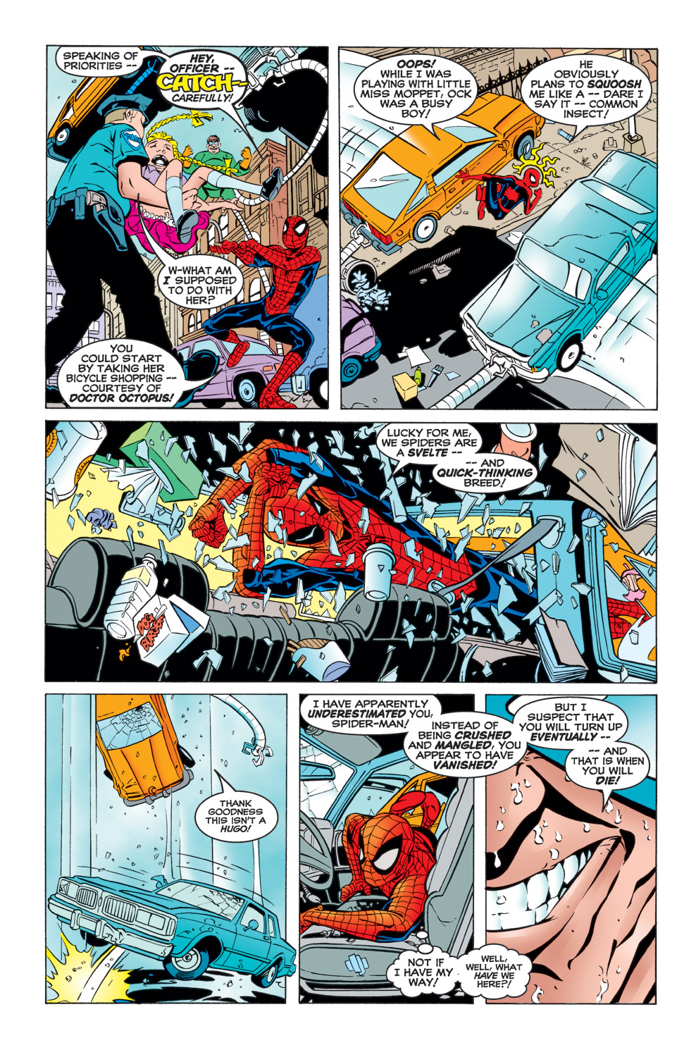 The Amazing Spider-Man (1963) 428 Page 4