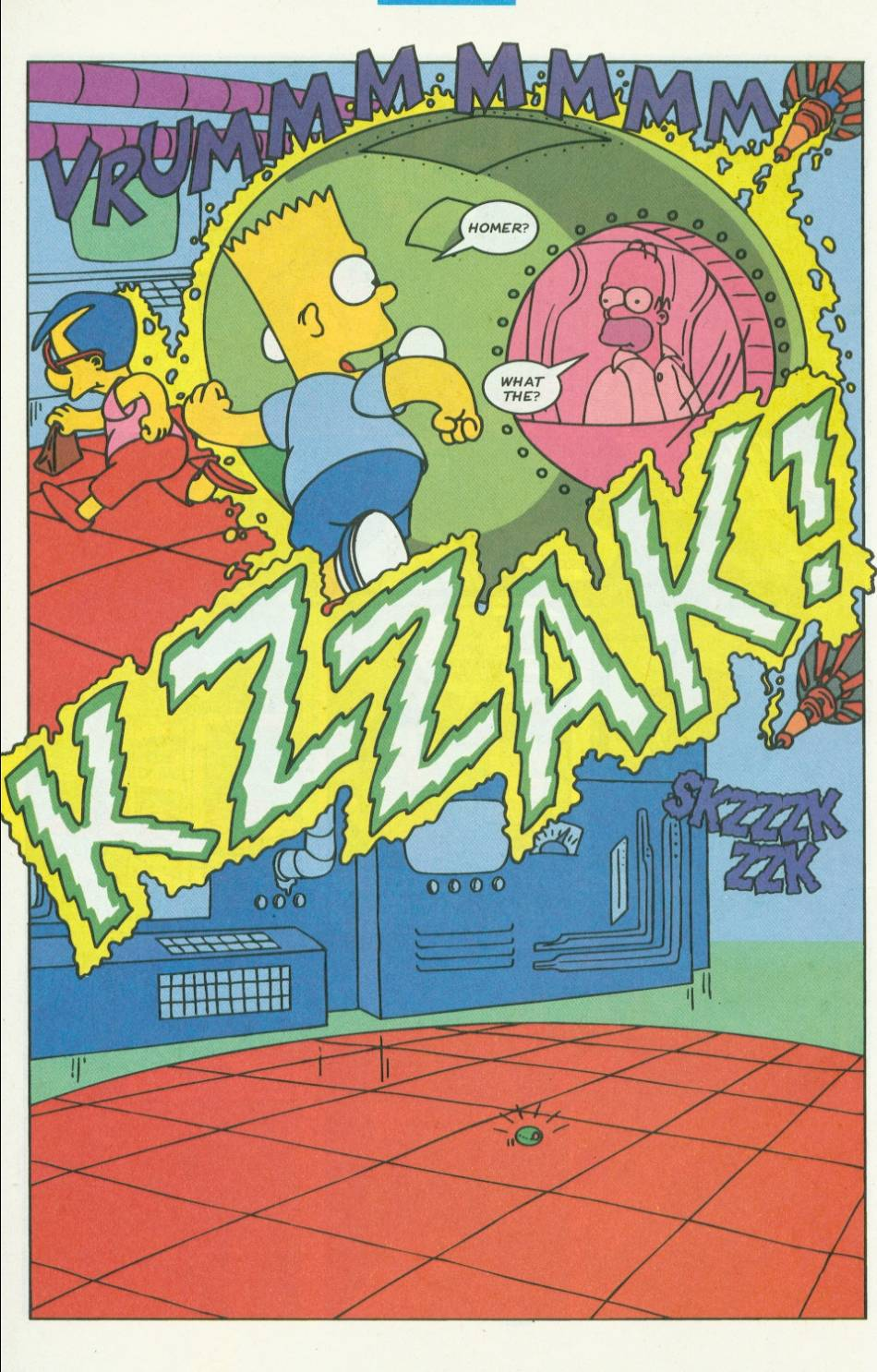 Read online Simpsons Comics comic -  Issue #8 - 11