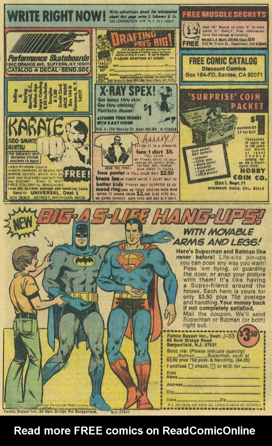 Read online Adventure Comics (1938) comic -  Issue #448 - 23