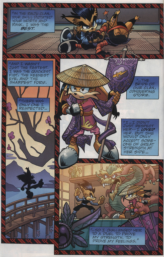 Read online Sonic Universe comic -  Issue #31 - 12
