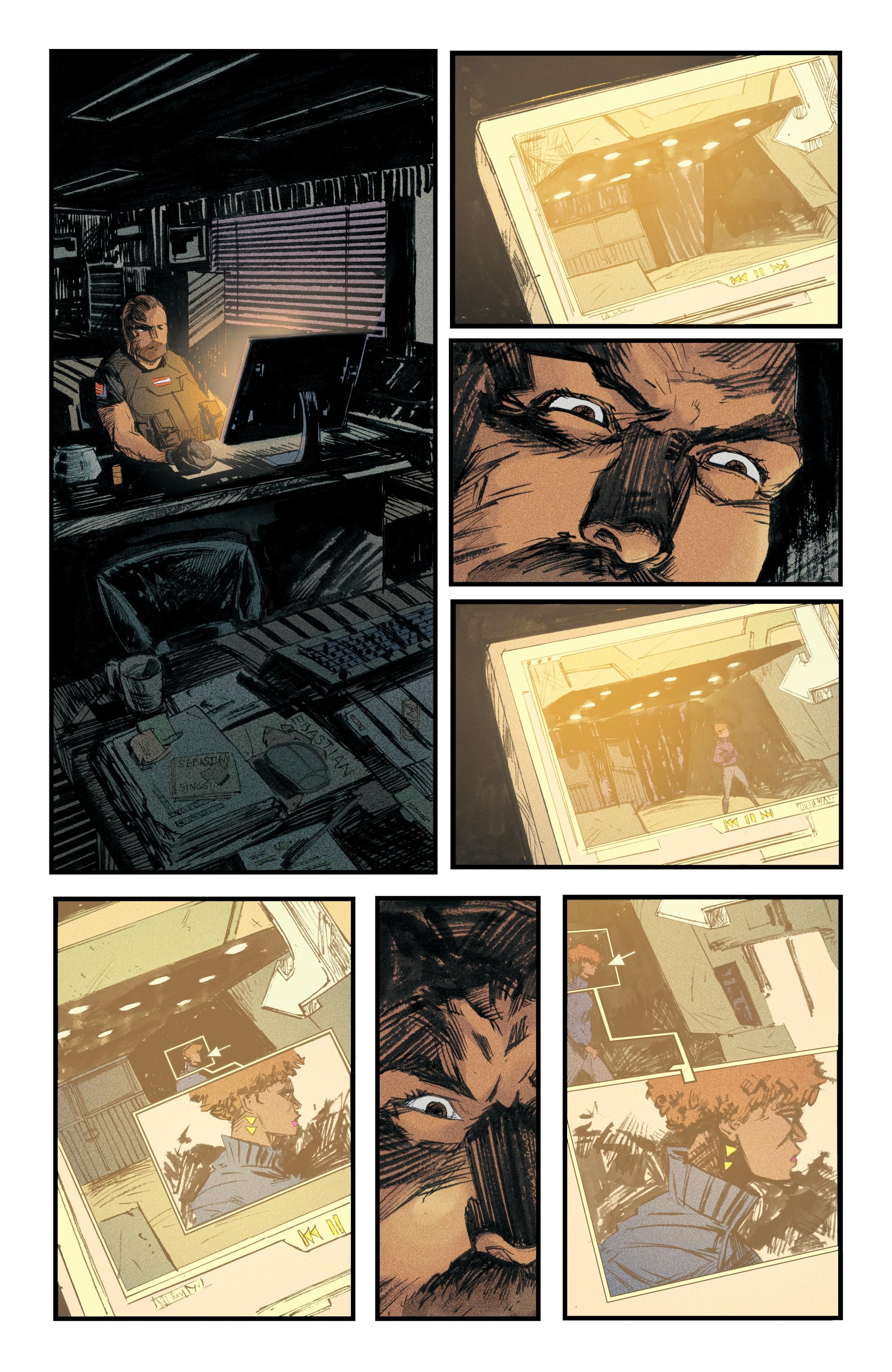Read online Redline comic -  Issue #4 - 16