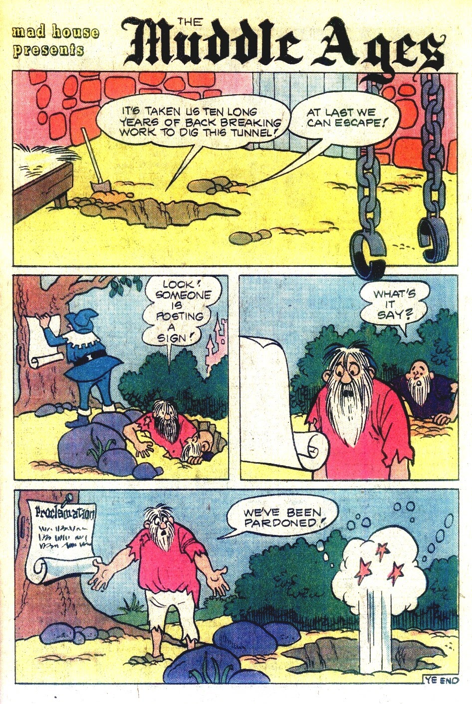 Read online Madhouse Comics comic -  Issue #106 - 33