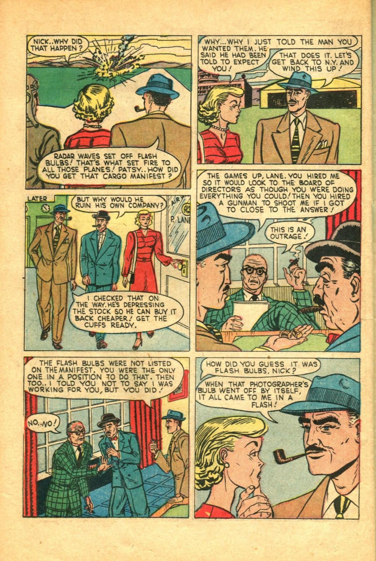 Read online Shadow Comics comic -  Issue #91 - 38