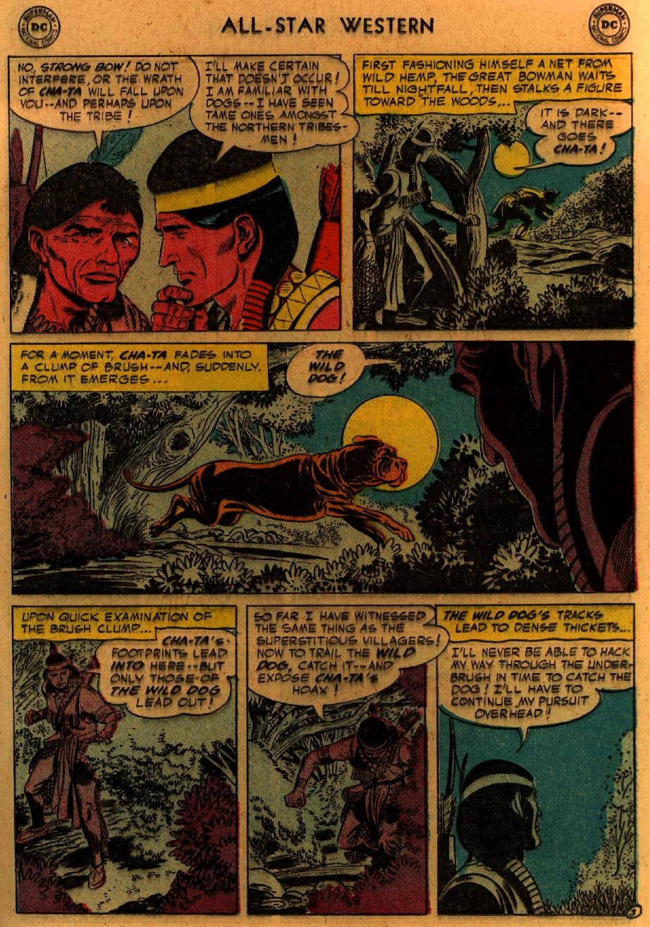 Read online All-Star Western (1951) comic -  Issue #89 - 14