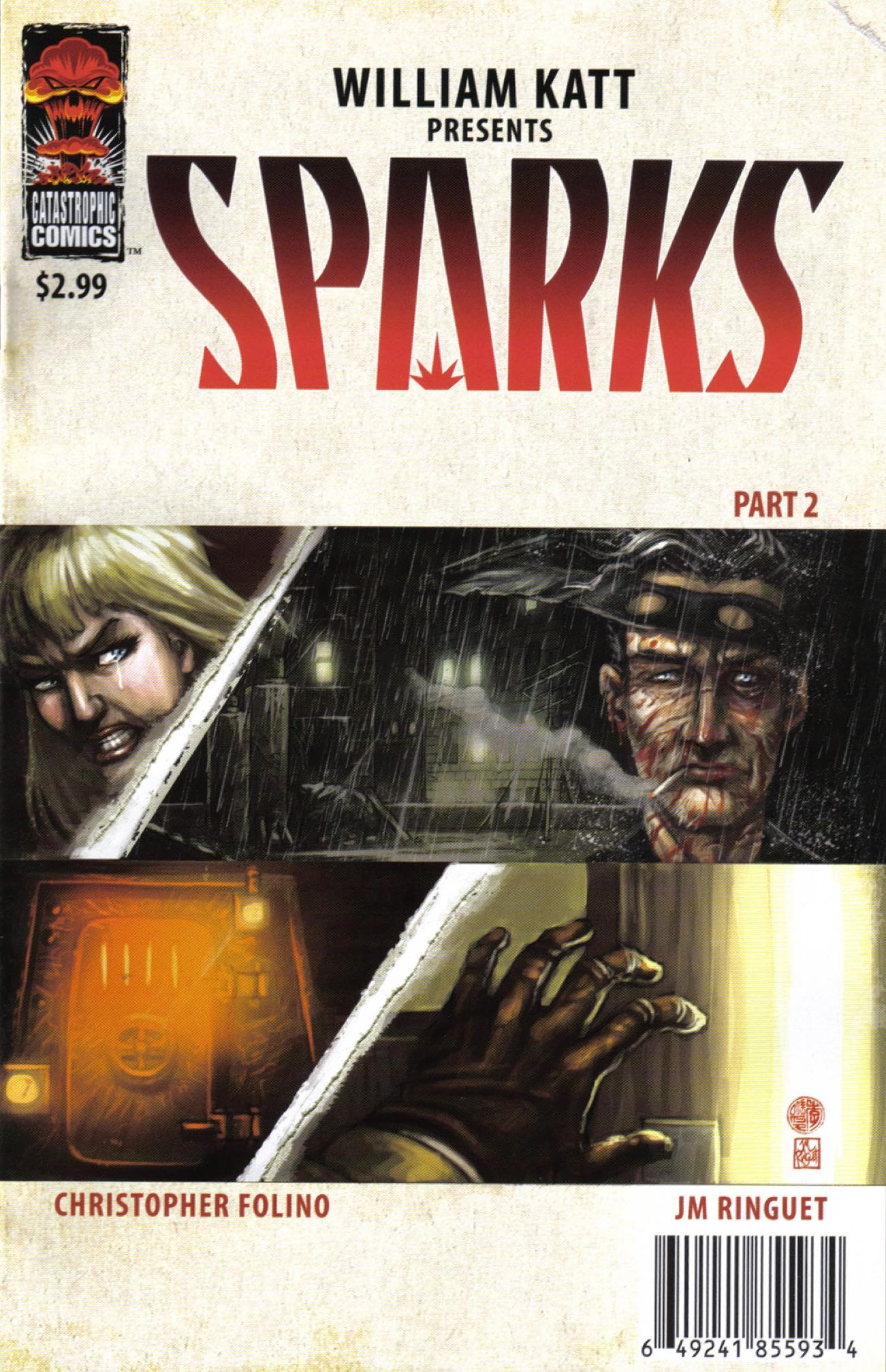 Sparks issue 2 - Page 1