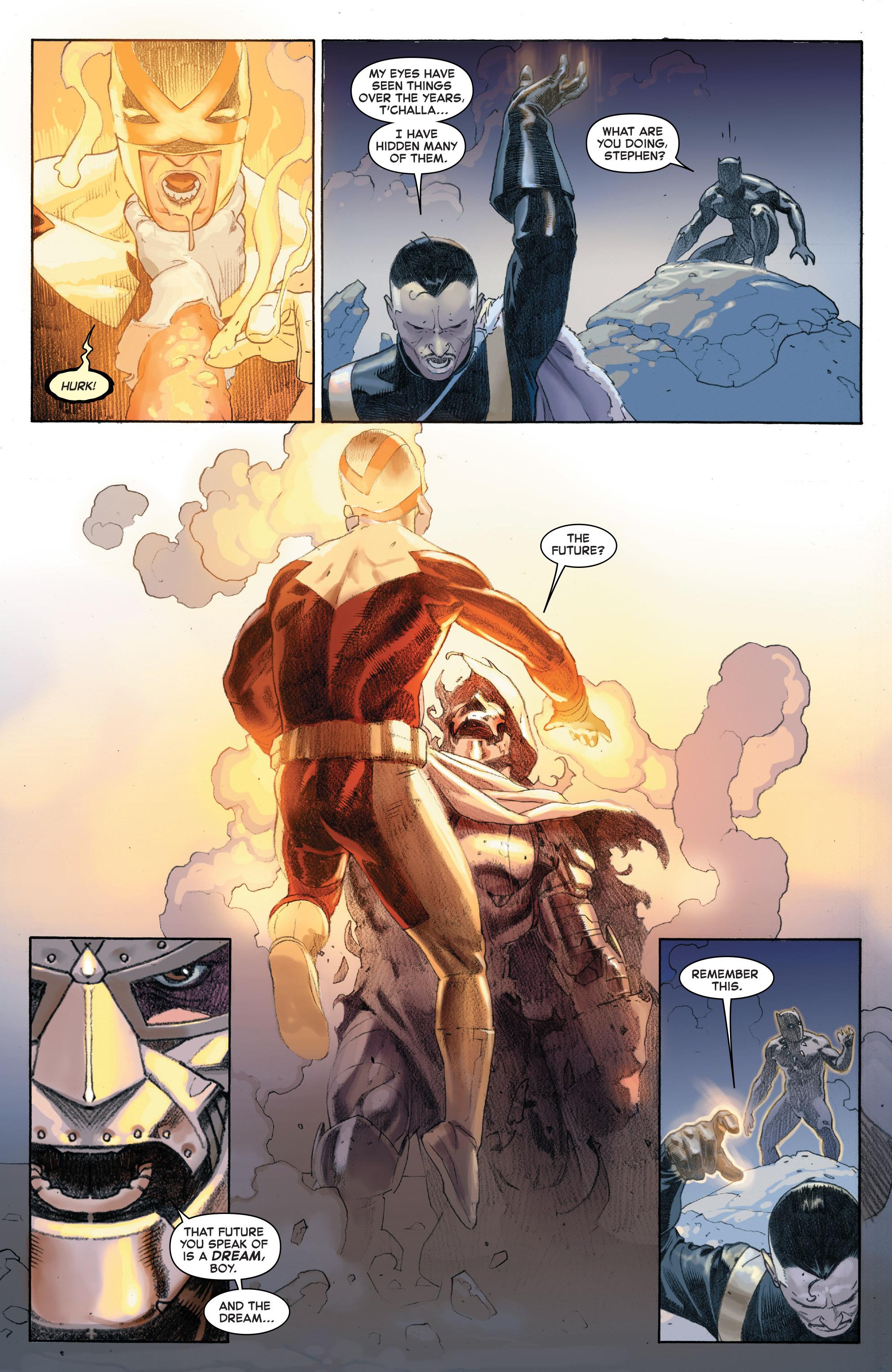 Read online Secret Wars comic -  Issue #4 - 29
