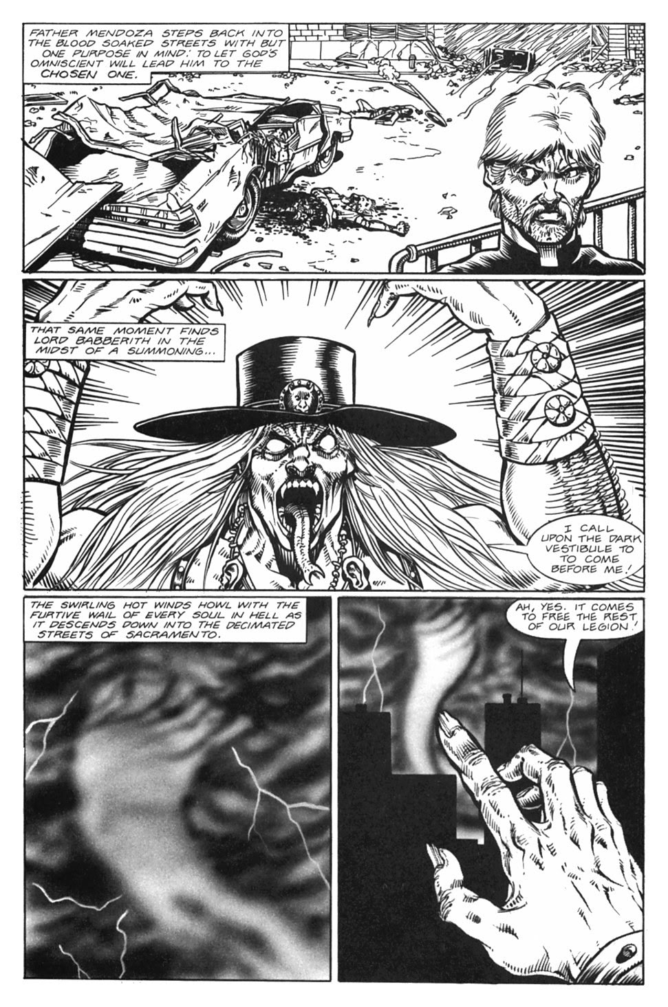 Read online Gunfighters in Hell comic -  Issue #5 - 15