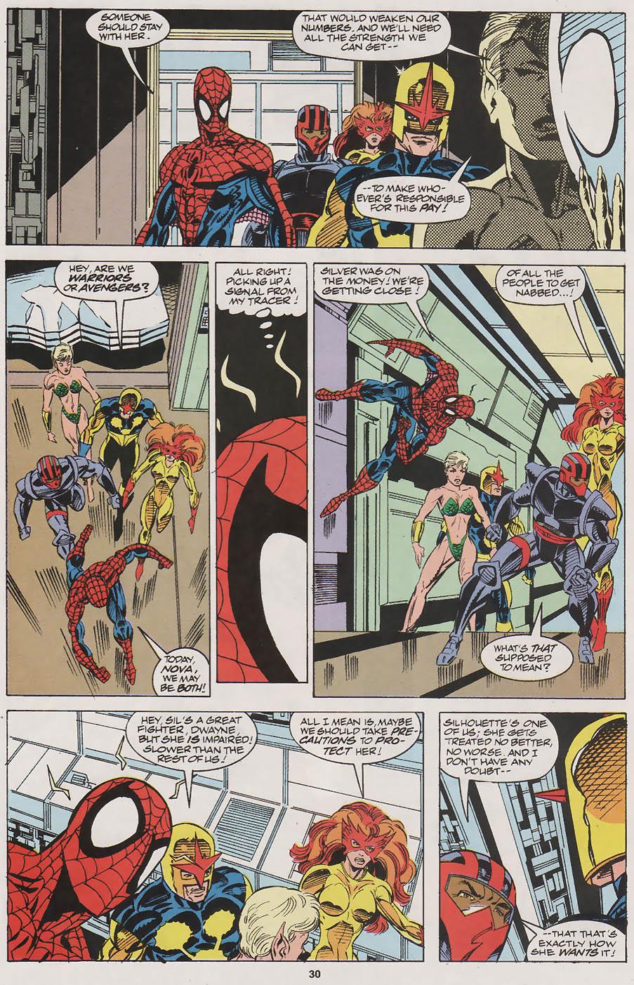 Web of Spider-Man (1985) _Annual 8 #8 - English 26
