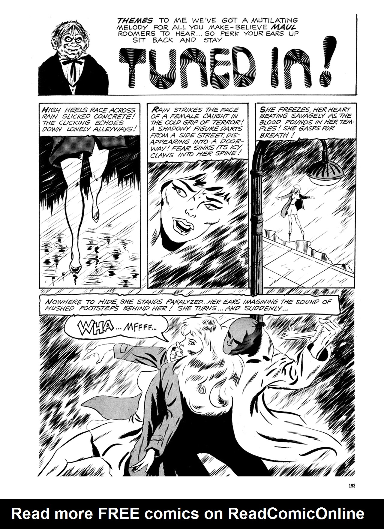 Read online Eerie Archives comic -  Issue # TPB 5 - 194