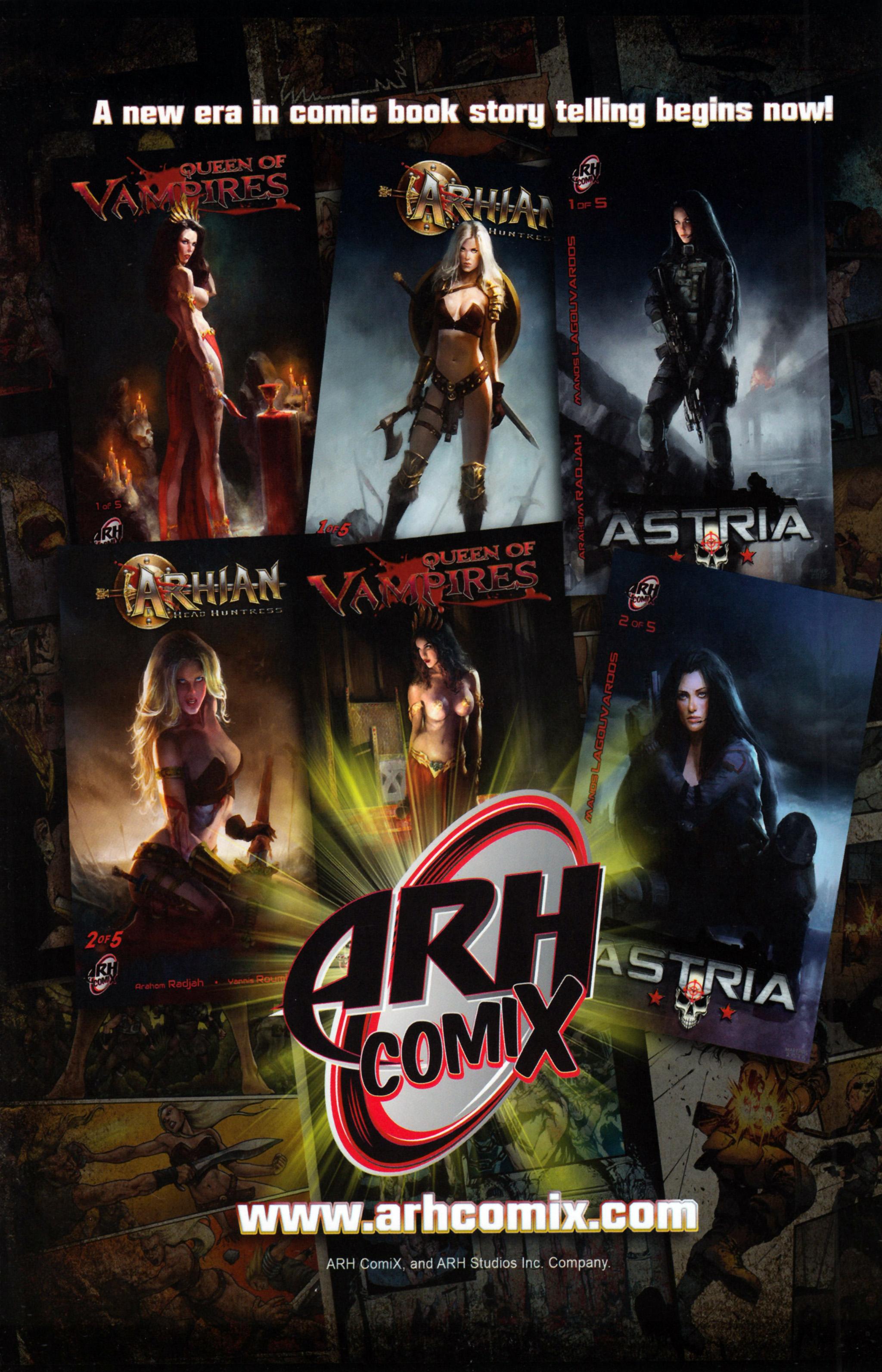 Read online Astria comic -  Issue #1 - 35