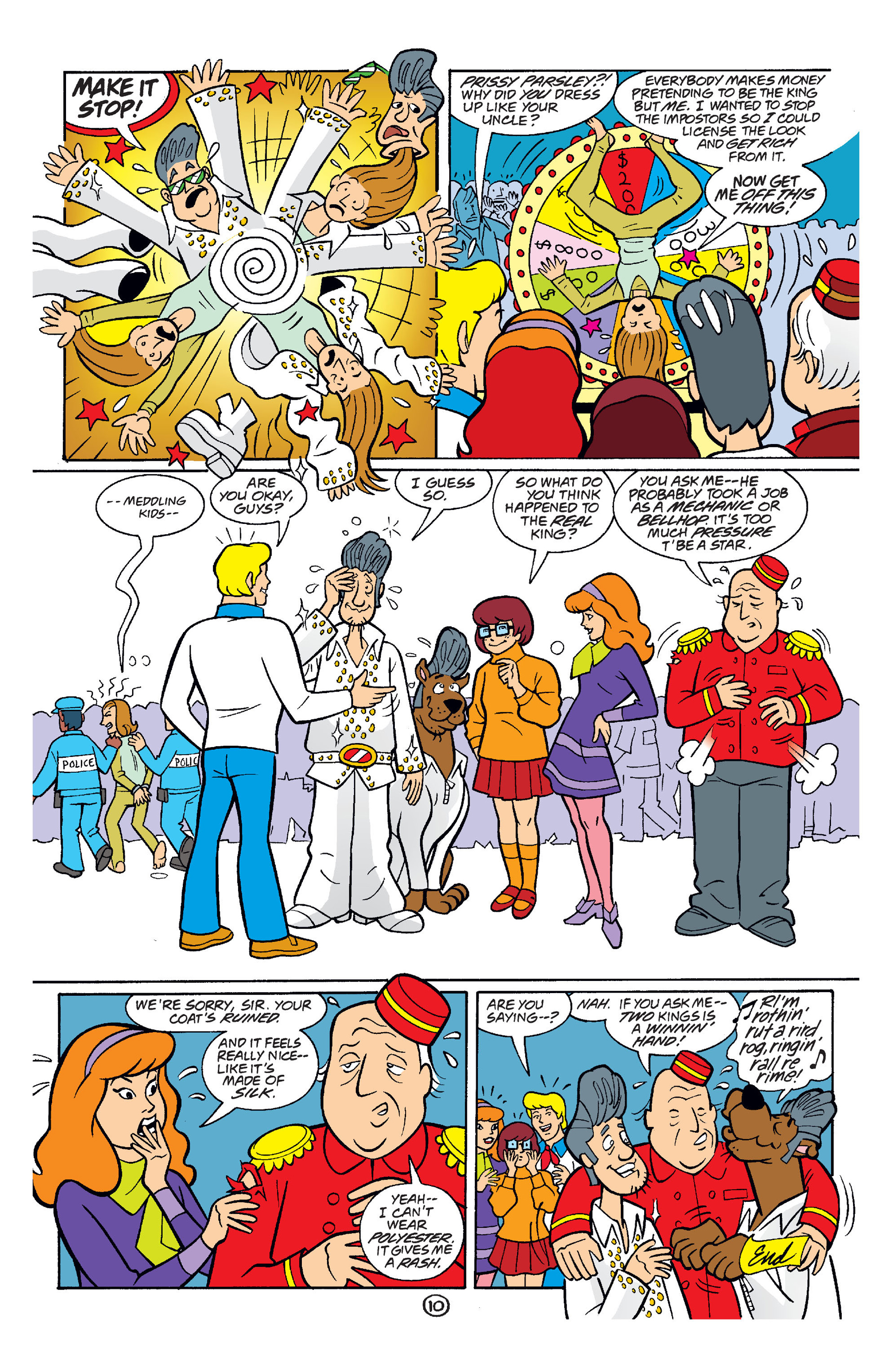 Read online Scooby-Doo (1997) comic -  Issue #34 - 23