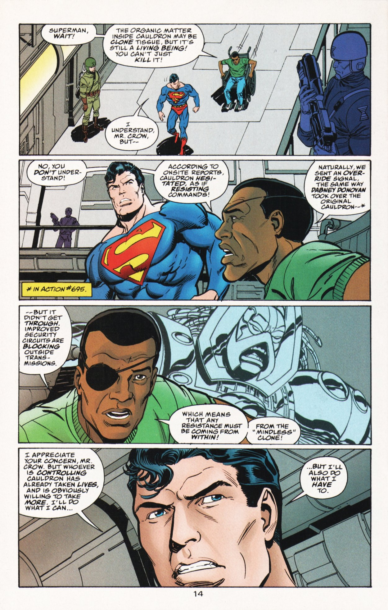 Action Comics (1938) 731 Page 18
