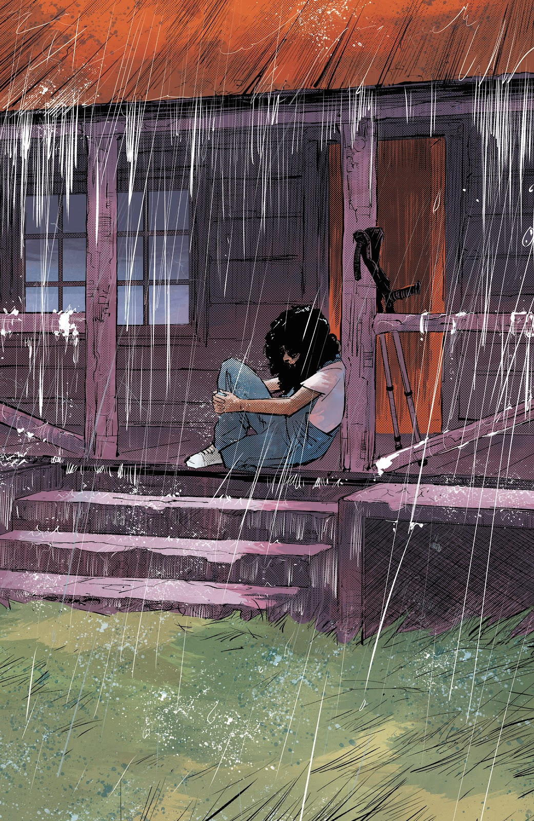 Read online Resonant comic -  Issue #3 - 15
