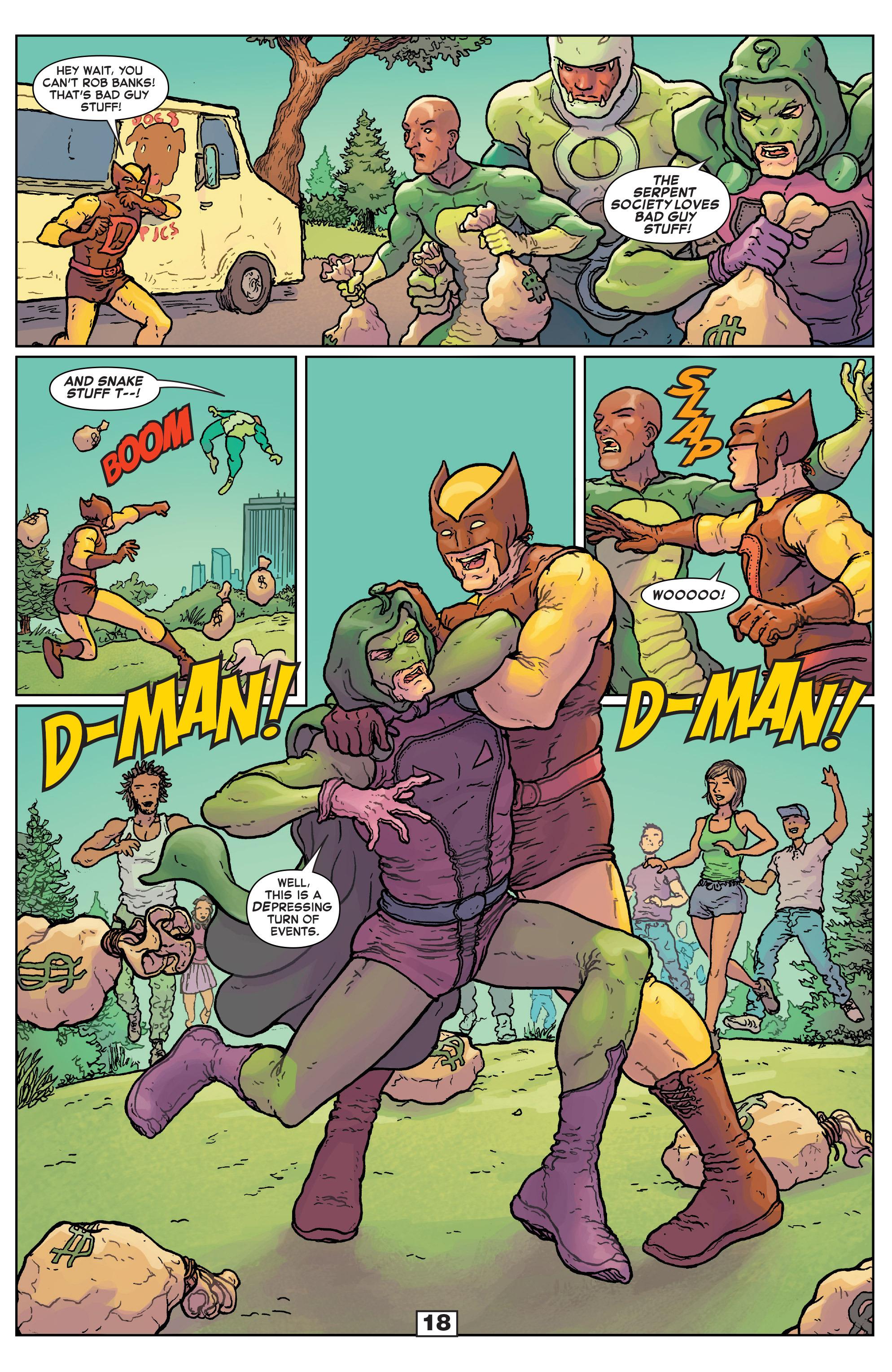 Read online Secret Wars Too comic -  Issue # Full - 20