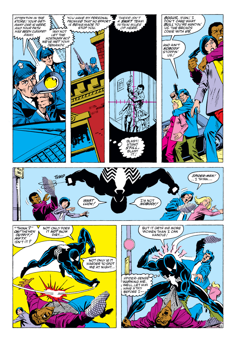 The Amazing Spider-Man (1963) 266 Page 6