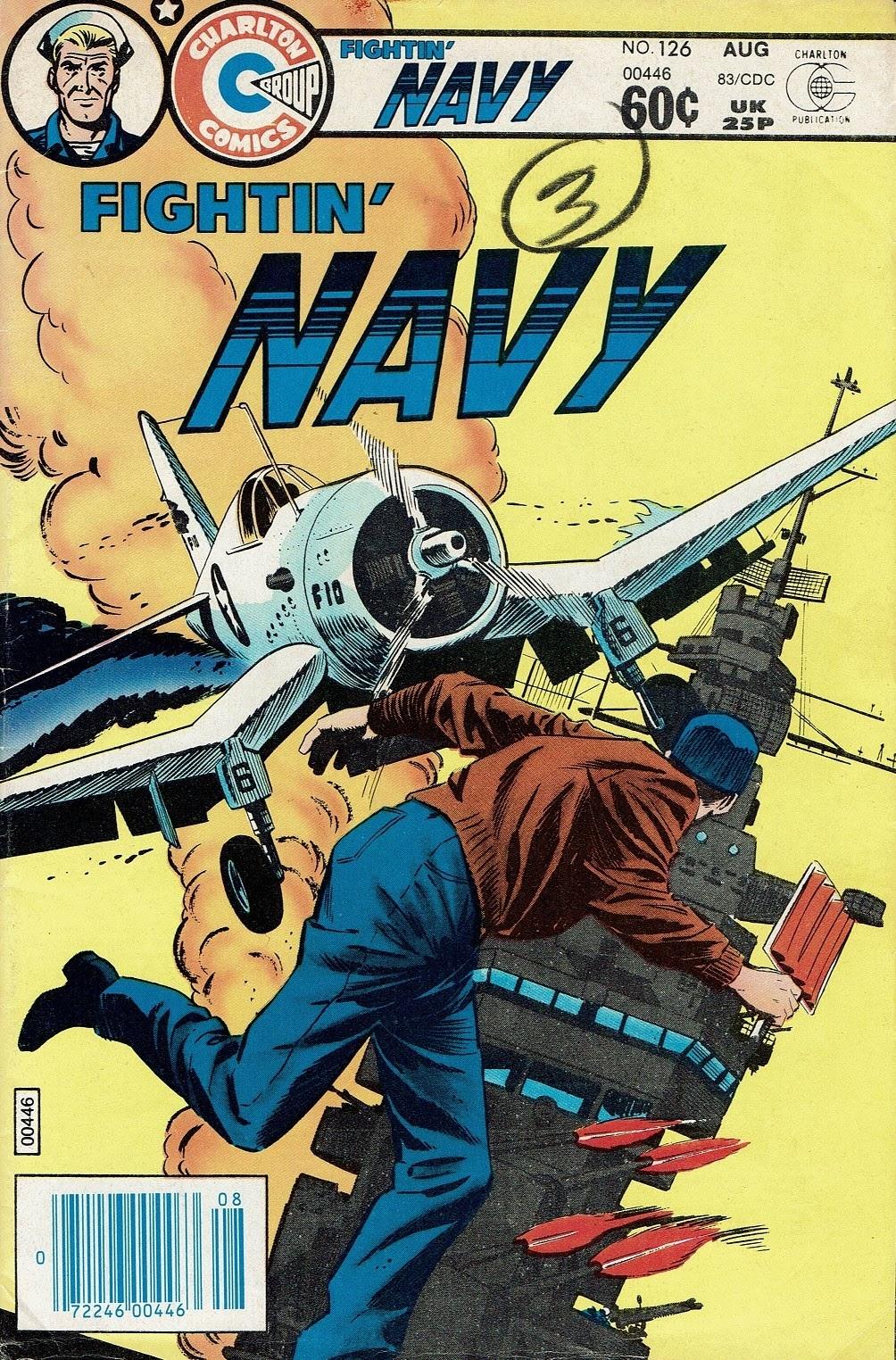 Read online Fightin' Navy comic -  Issue #126 - 1