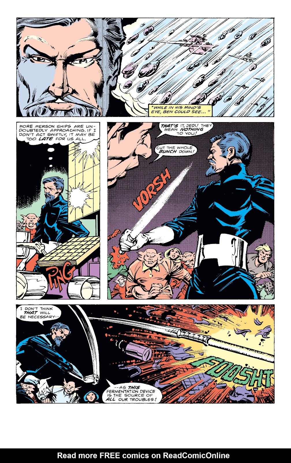 Read online Star Wars Legends: The Original Marvel Years - Epic Collection comic -  Issue # TPB 2 (Part 1) - 22